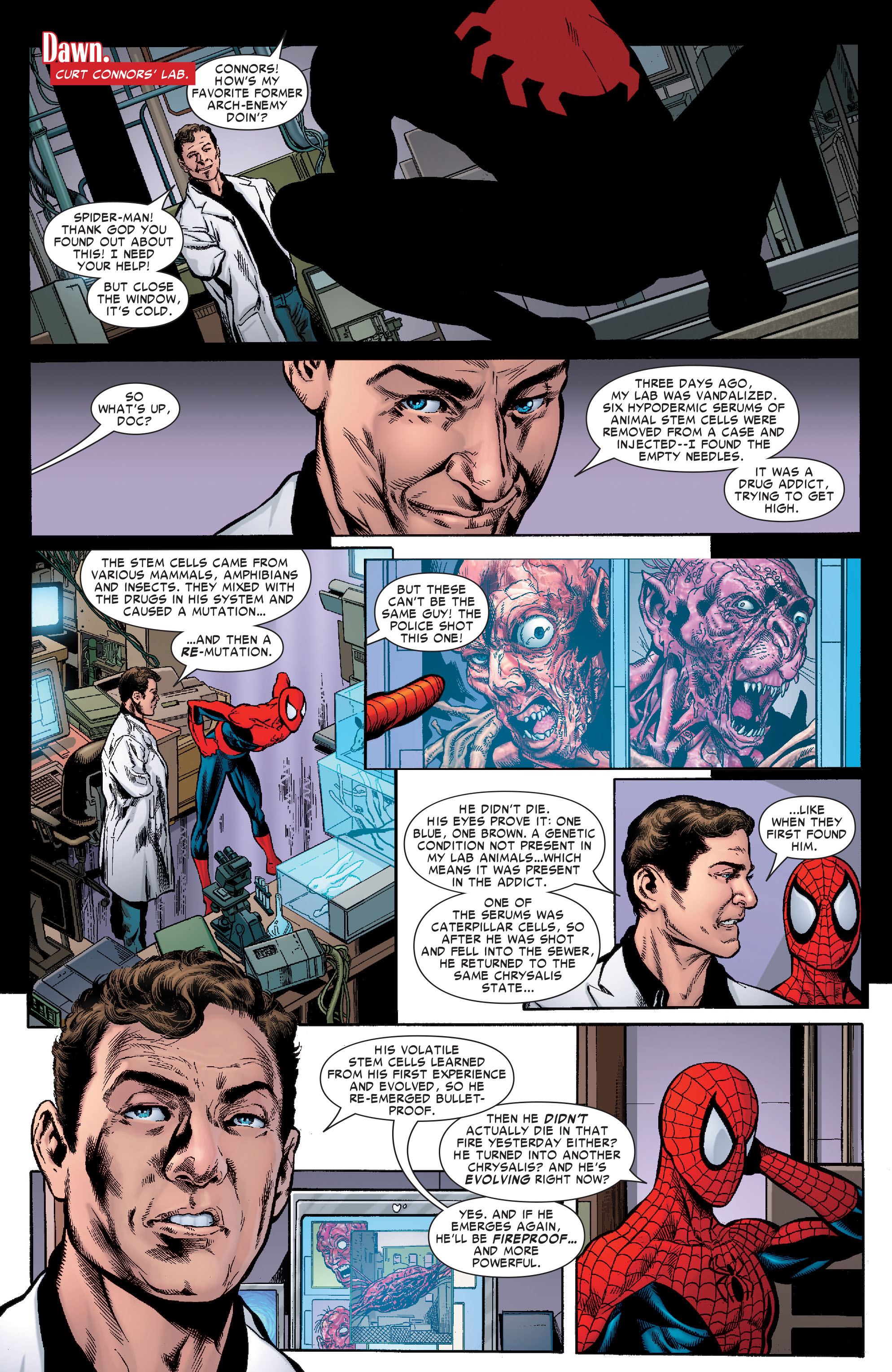 The Amazing Spider-Man (1963) 554 Page 22