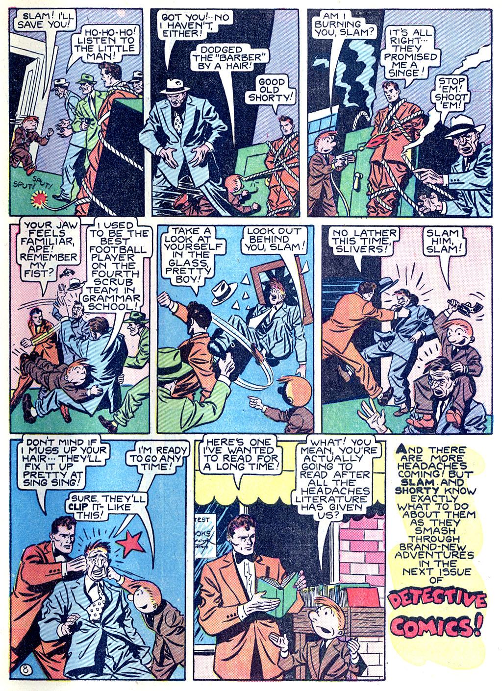 Read online Detective Comics (1937) comic -  Issue #68 - 65