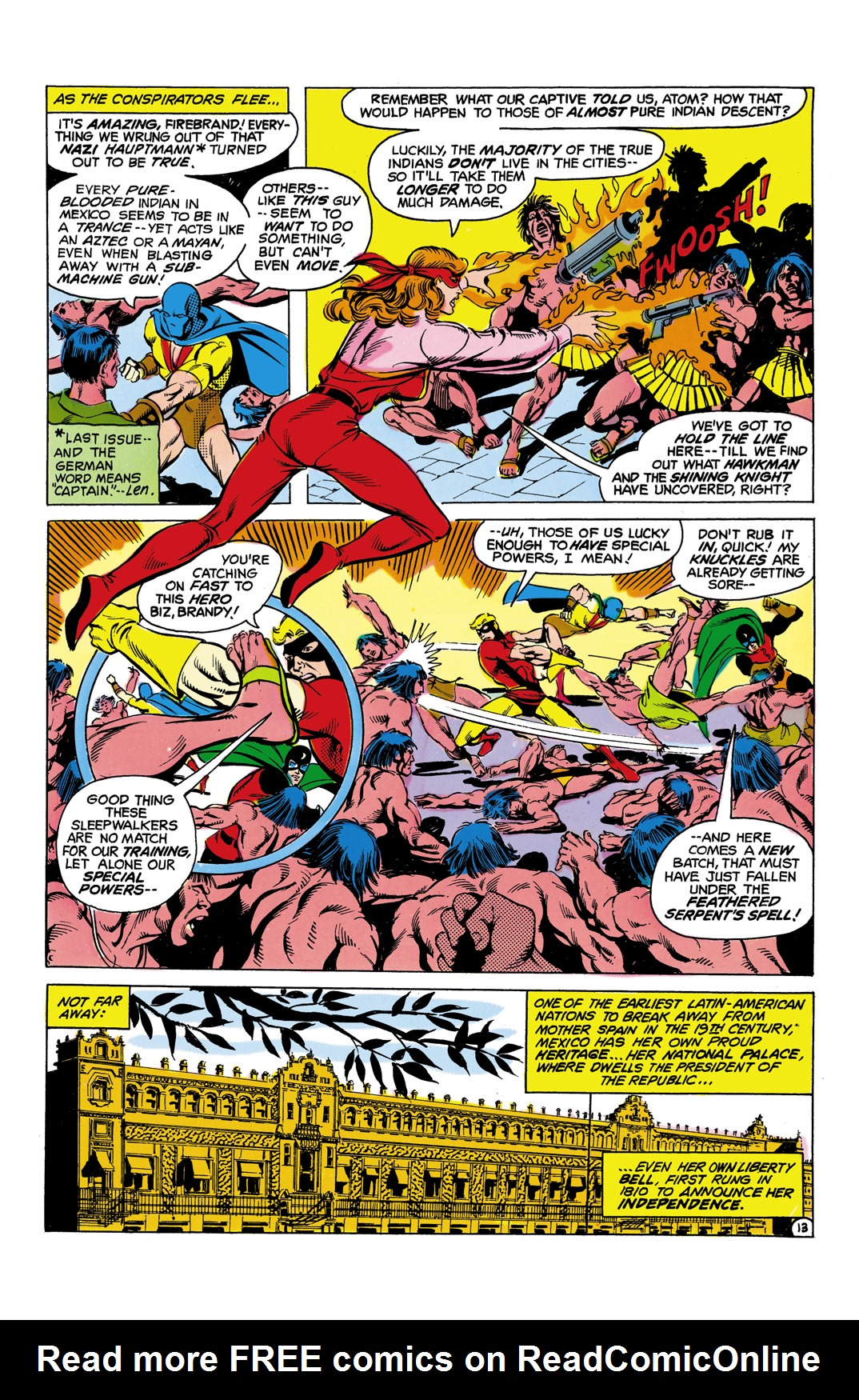 Read online All-Star Squadron comic -  Issue #6 - 14