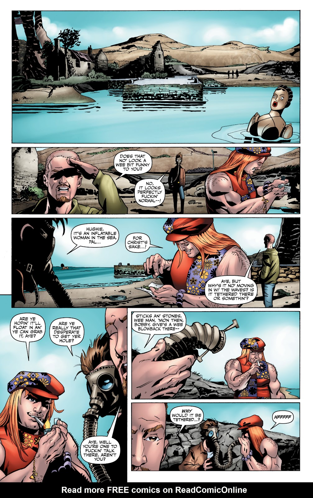 Read online The Boys Omnibus comic -  Issue # TPB 4 (Part 3) - 45