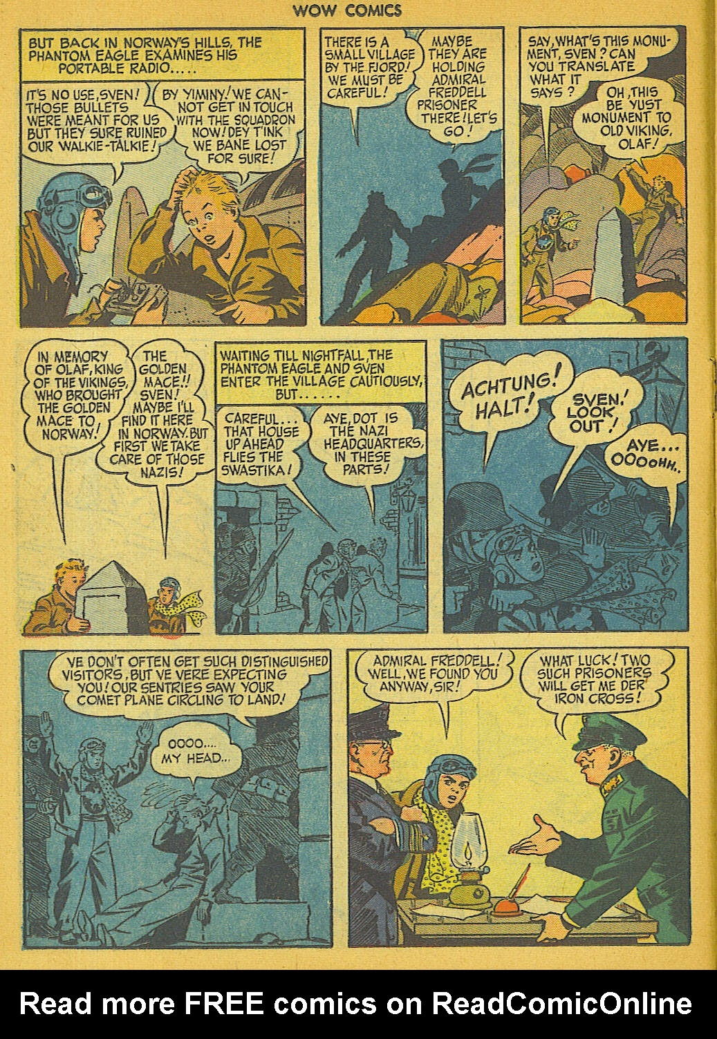 Wow Comics issue 32 - Page 12
