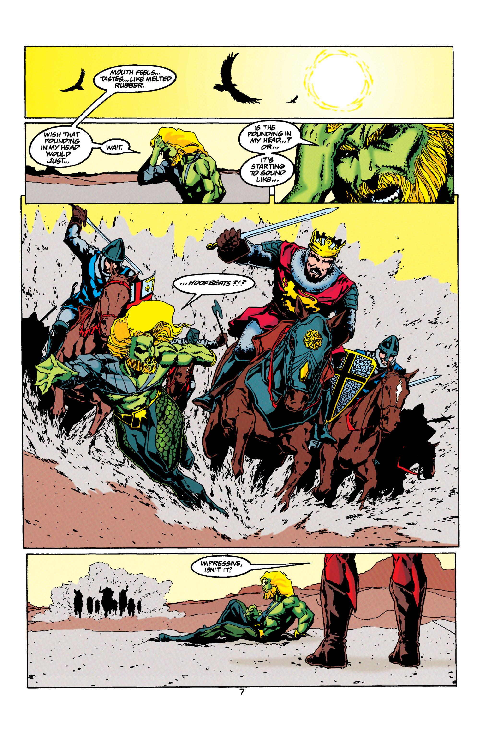 Read online Aquaman (1994) comic -  Issue #33 - 7