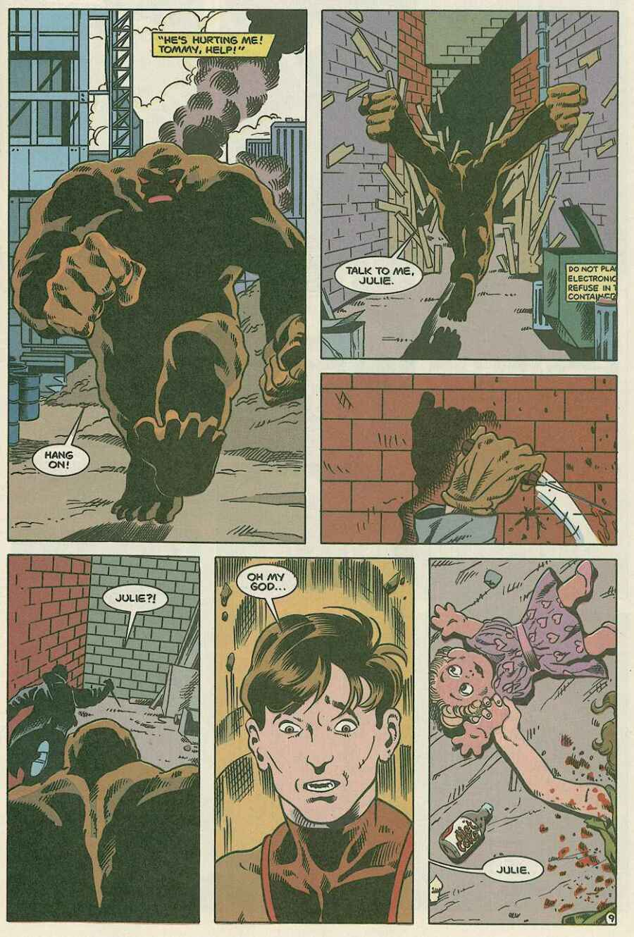 Elementals (1984) issue Special 1 - Page 12