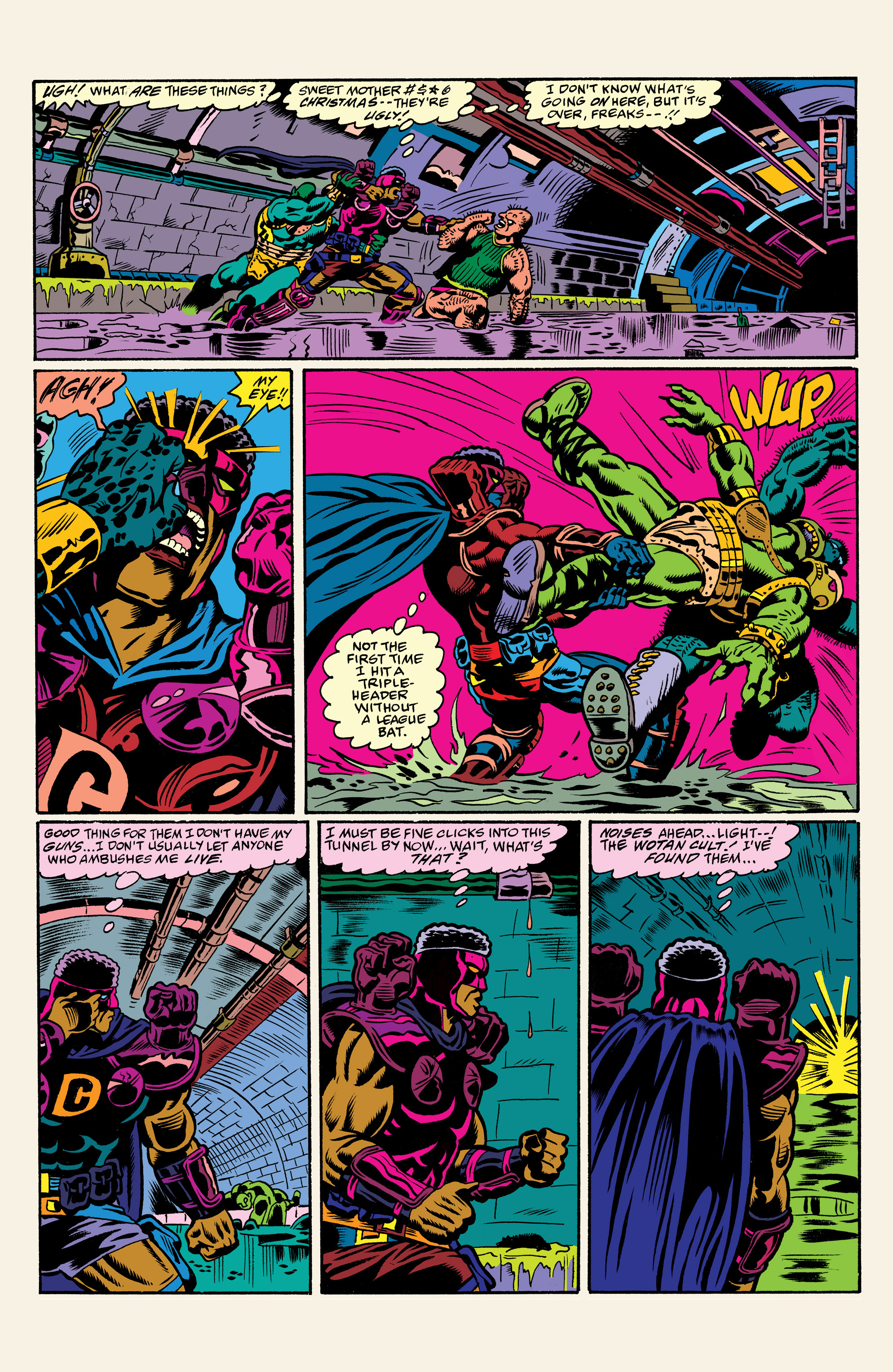 Read online All Time Comics: Crime Destroyer comic -  Issue #1 - 13