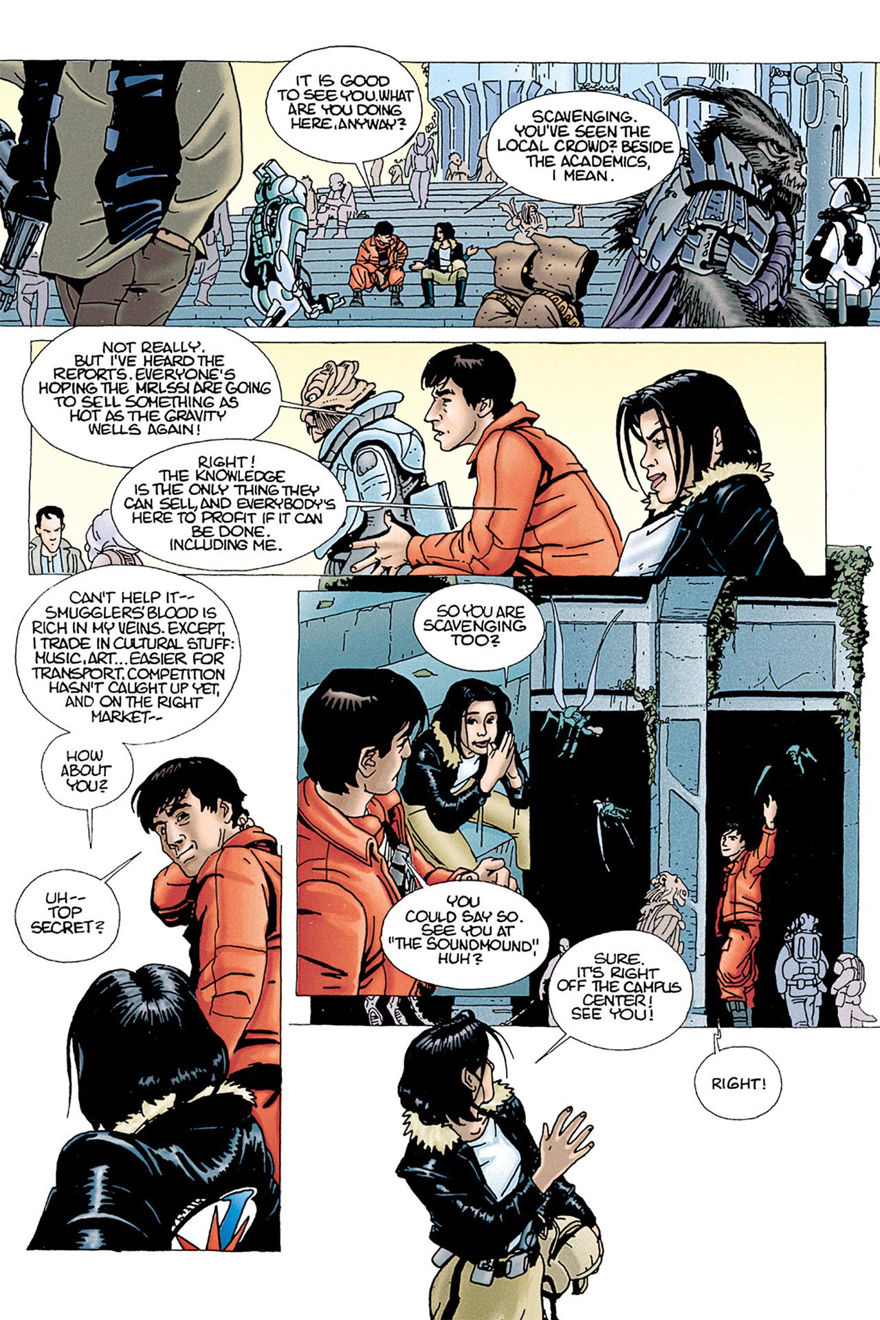 Read online Star Wars Omnibus comic -  Issue # Vol. 1 - 186