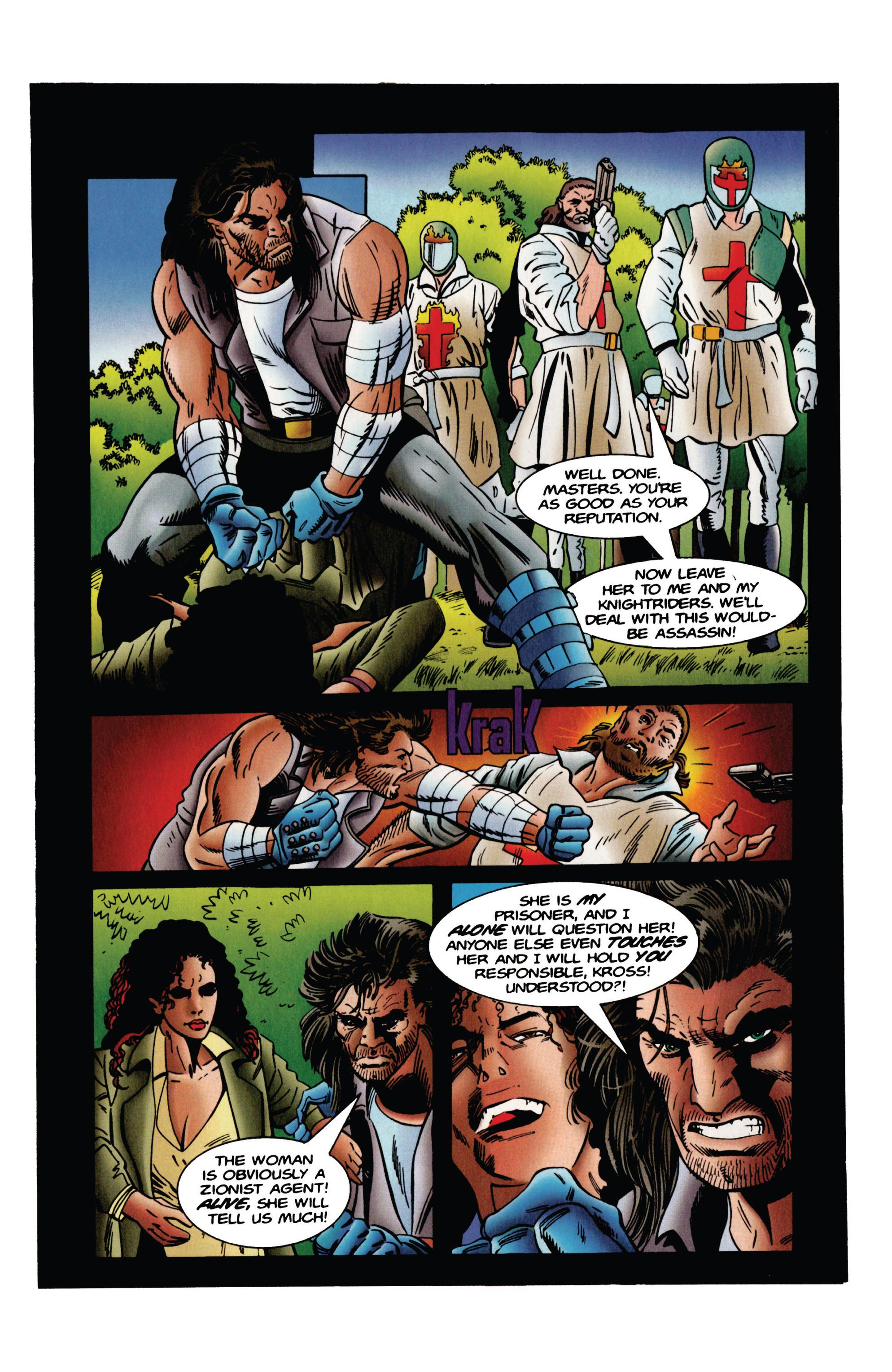 Read online Eternal Warrior (1992) comic -  Issue #43 - 20
