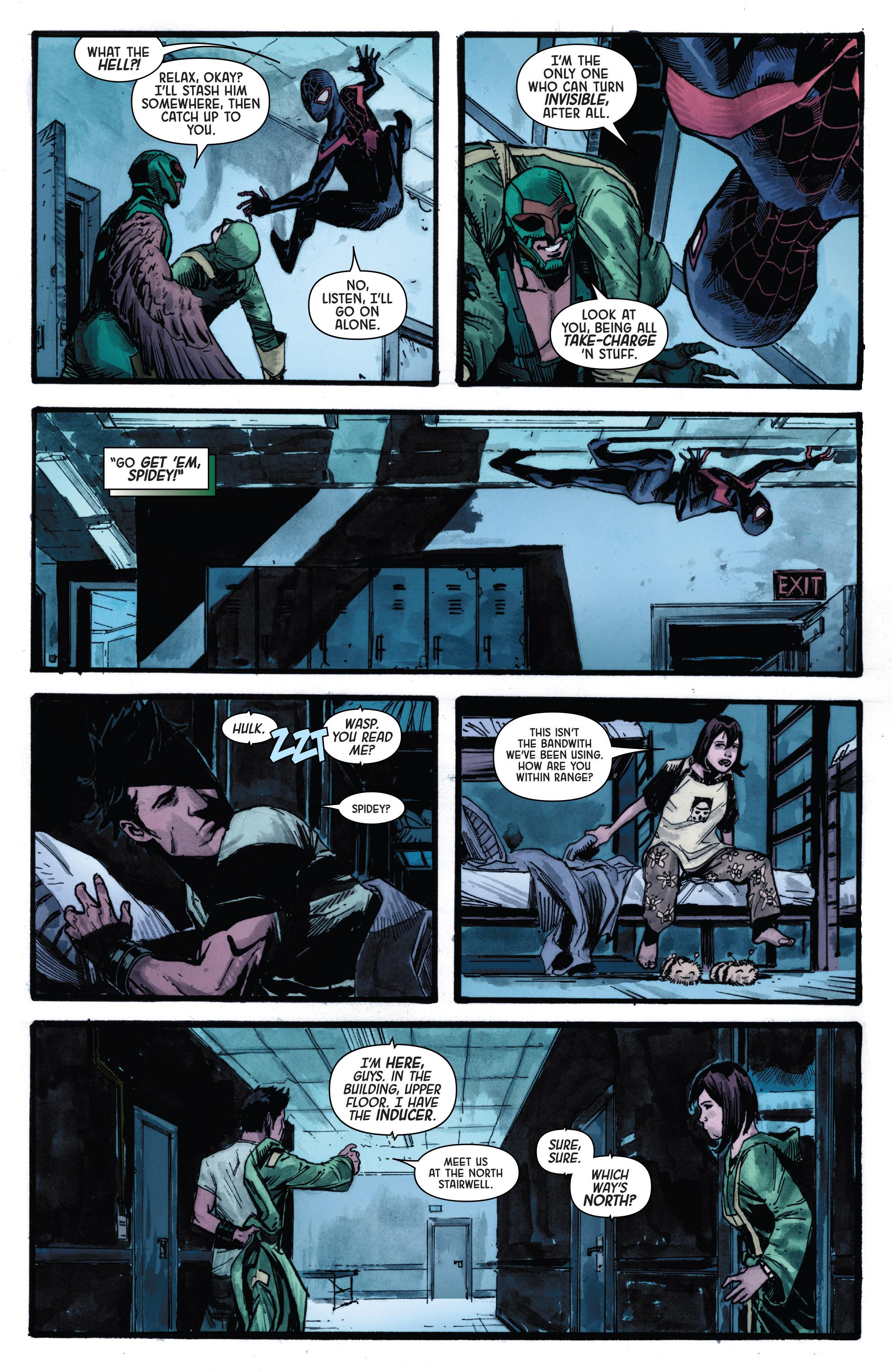 Read online Secret Empire: Uprising comic -  Issue # Full - 25