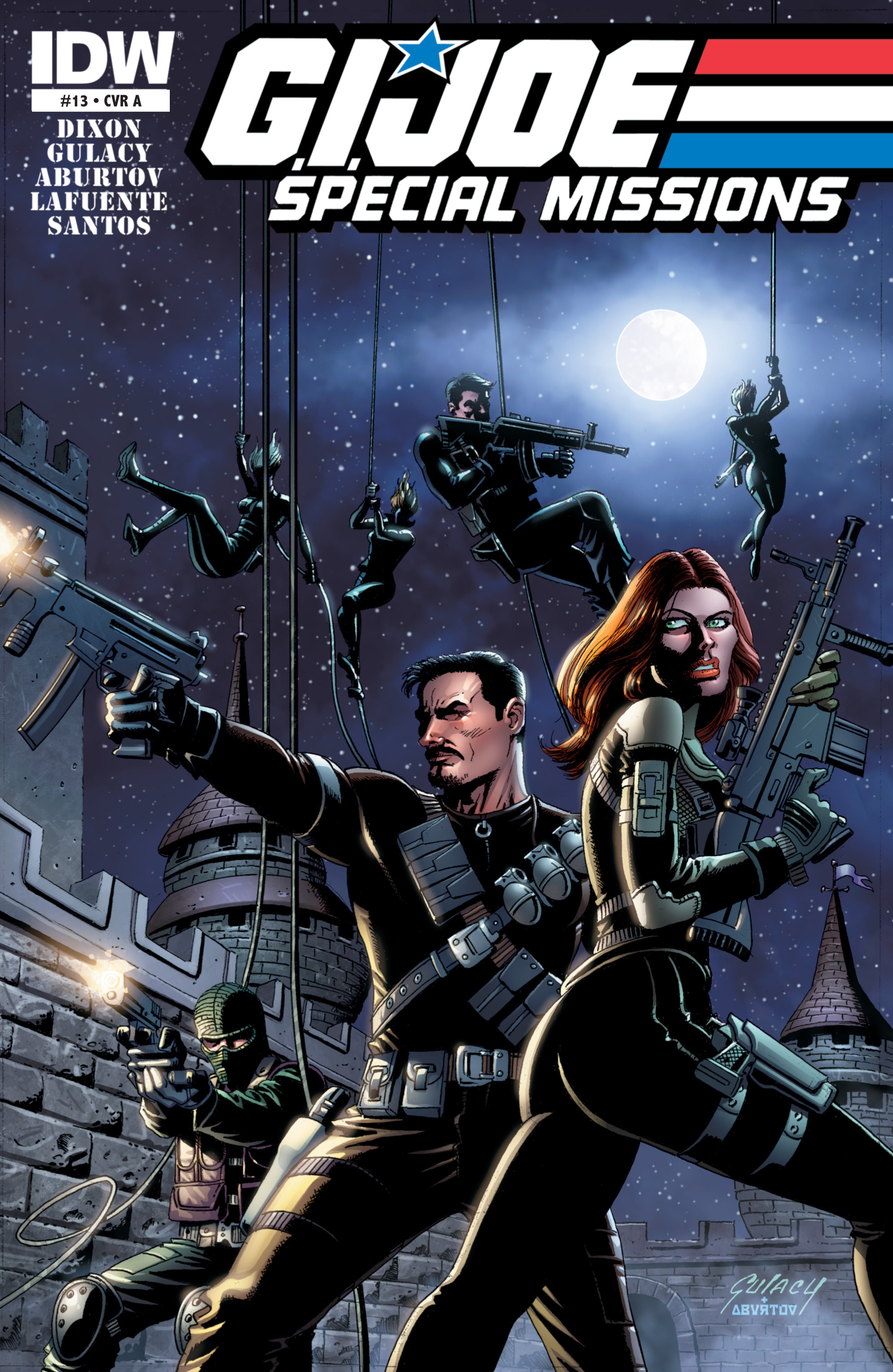 G.I. Joe: Special Missions (2013) 13 Page 1