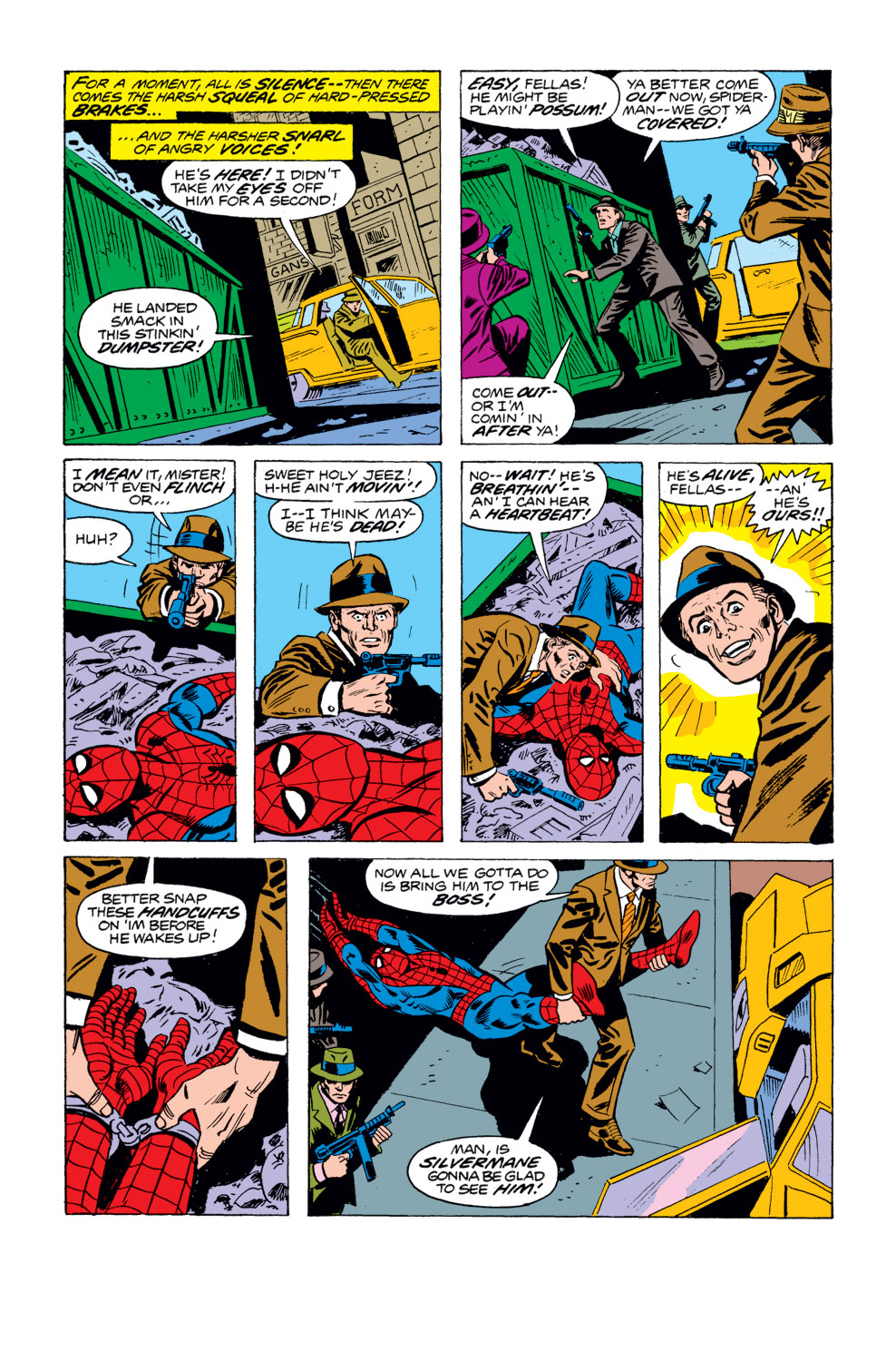 The Amazing Spider-Man (1963) 179 Page 4