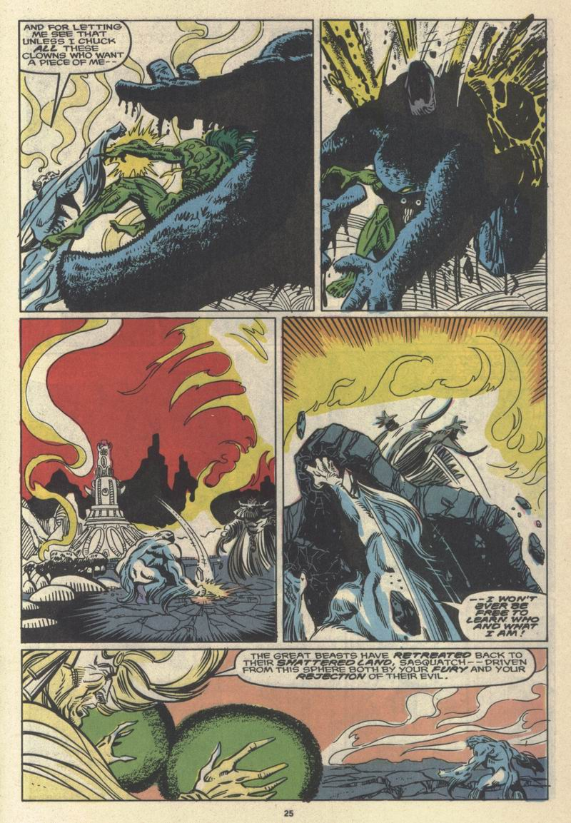 Read online Alpha Flight (1983) comic -  Issue #64 - 25