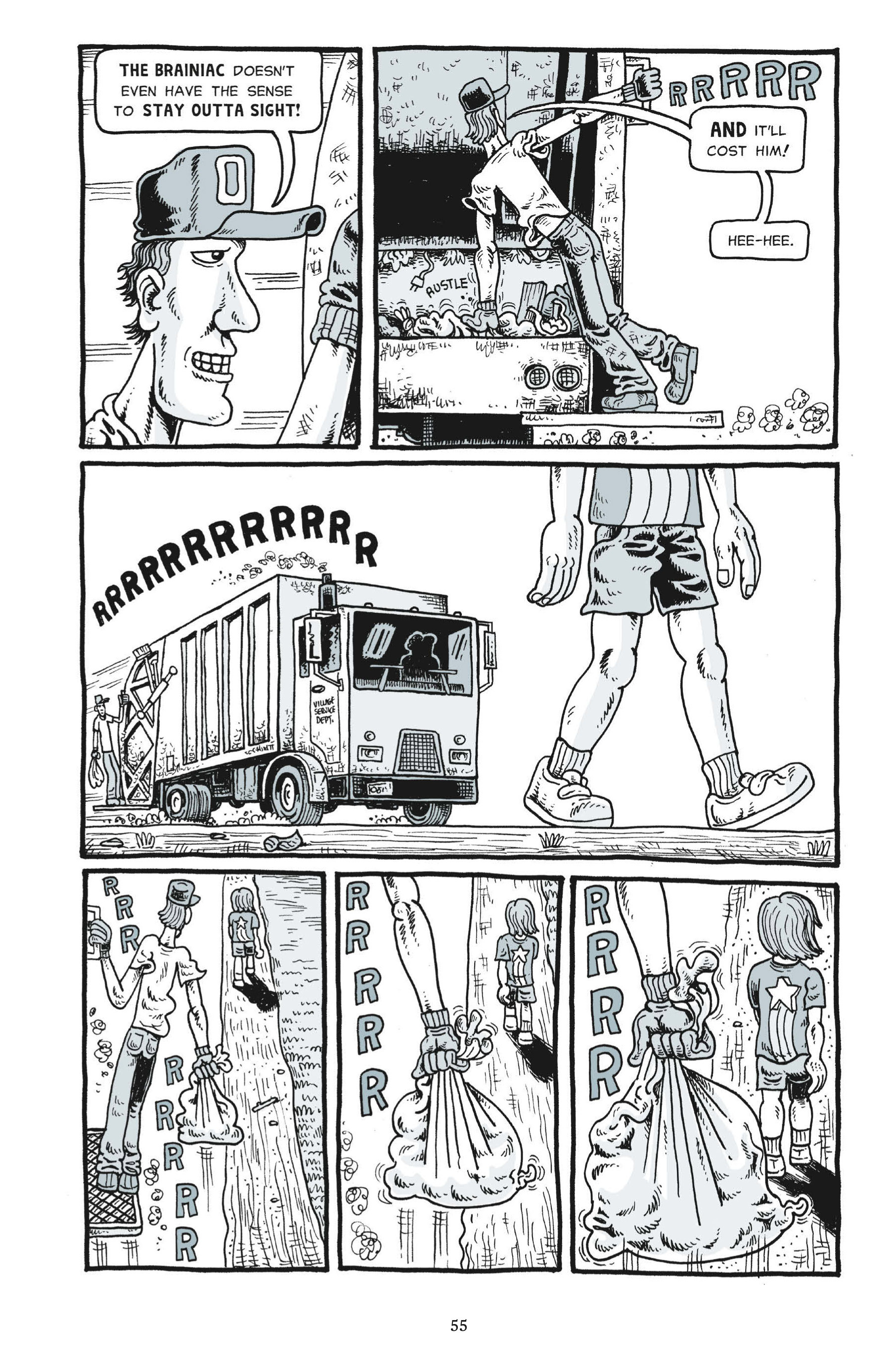 Read online Trashed comic -  Issue # Full - 56