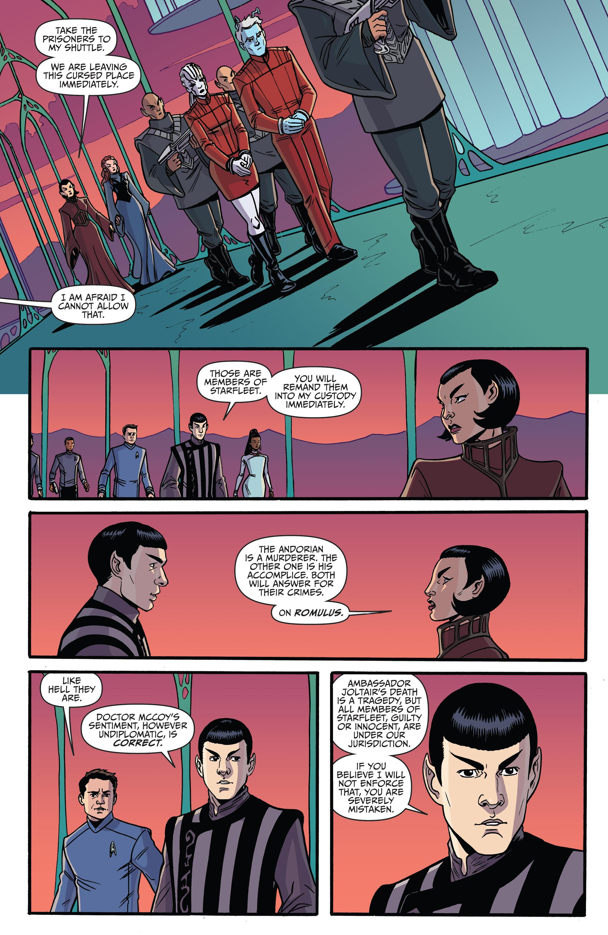 Read online Star Trek: Boldly Go comic -  Issue #8 - 16