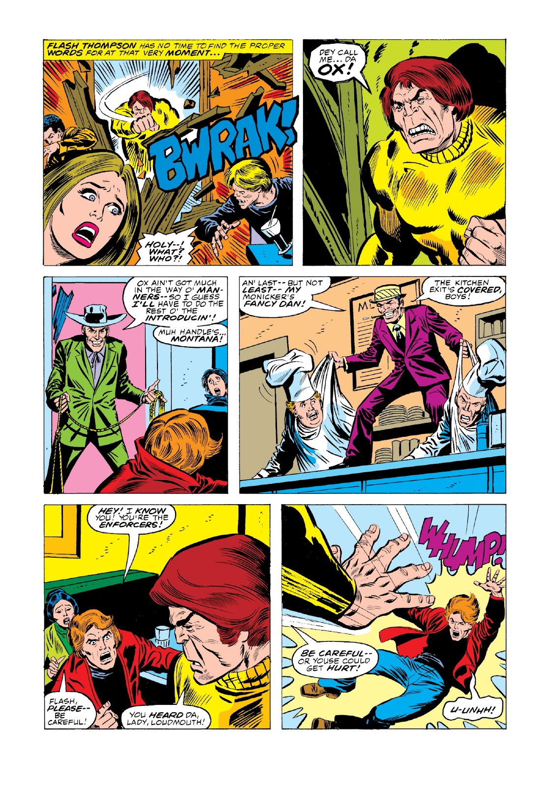 Read online Marvel Masterworks: The Spectacular Spider-Man comic -  Issue # TPB 2 (Part 1) - 71
