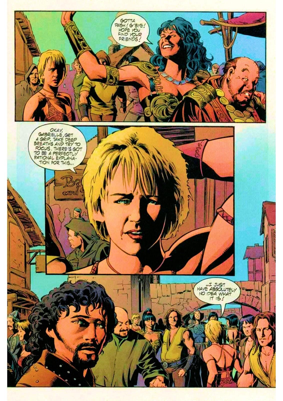 Xena: Warrior Princess (1999) Issue #14 #14 - English 6