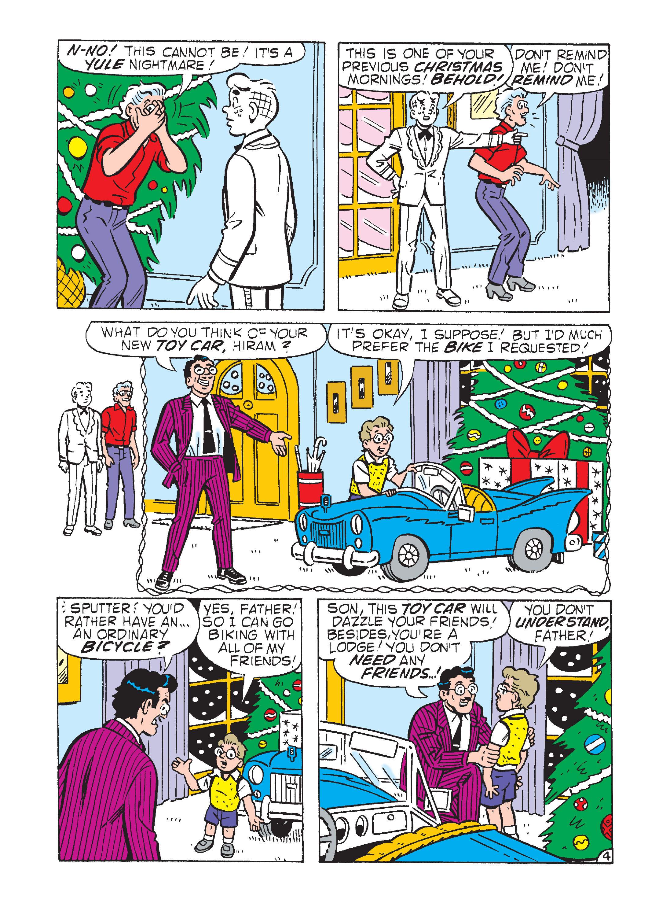Read online Archie's Funhouse Double Digest comic -  Issue #10 - 23