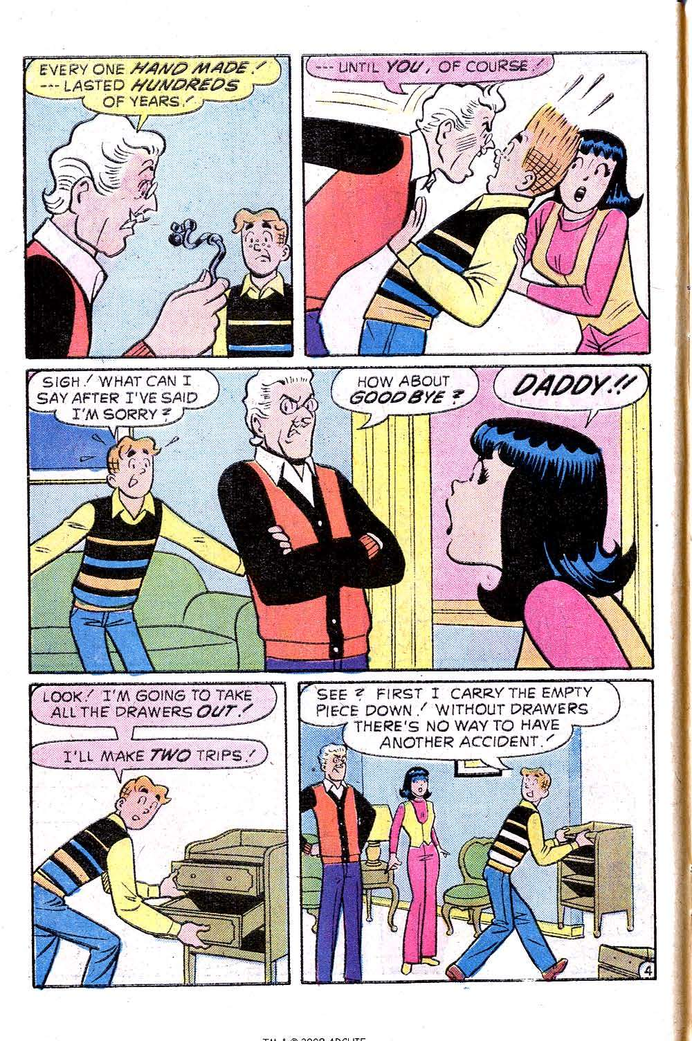 Read online Archie (1960) comic -  Issue #244 - 6