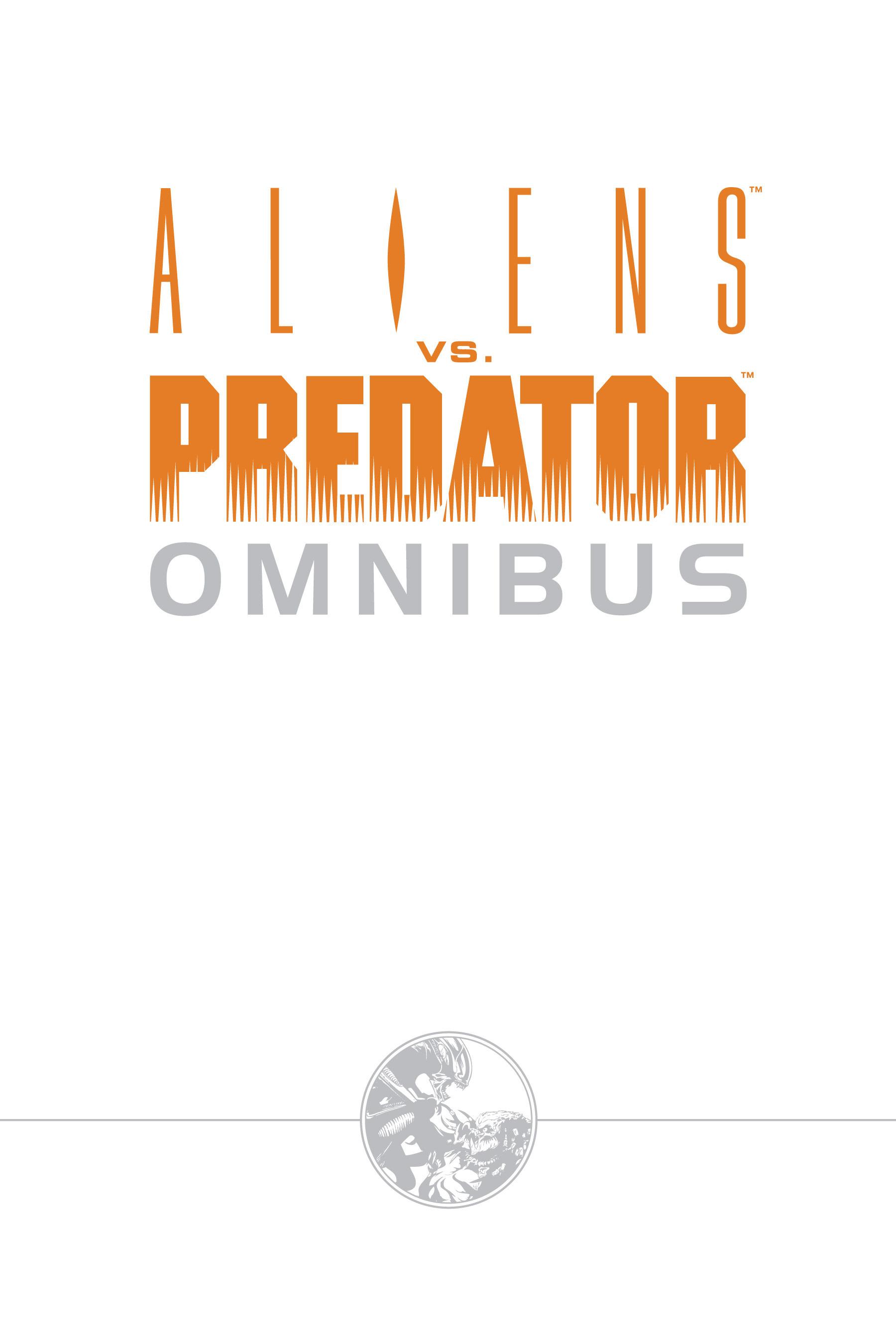 Read online Aliens vs. Predator Omnibus comic -  Issue # _TPB 1 Part 1 - 2