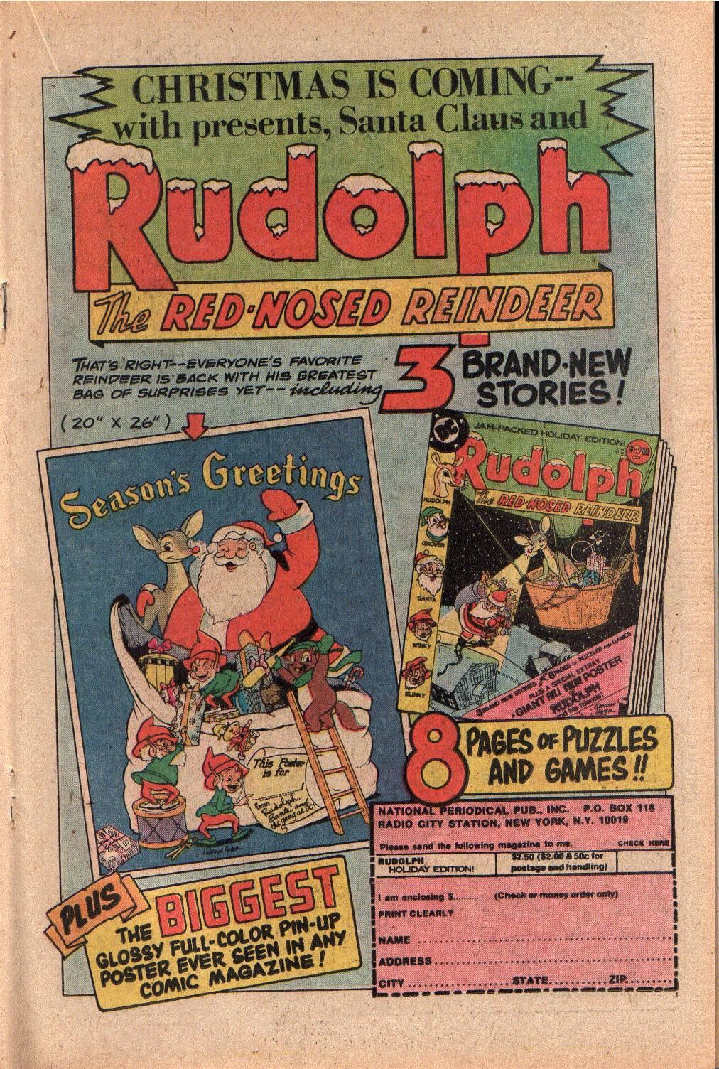 Read online Shazam! (1973) comic -  Issue #27 - 19