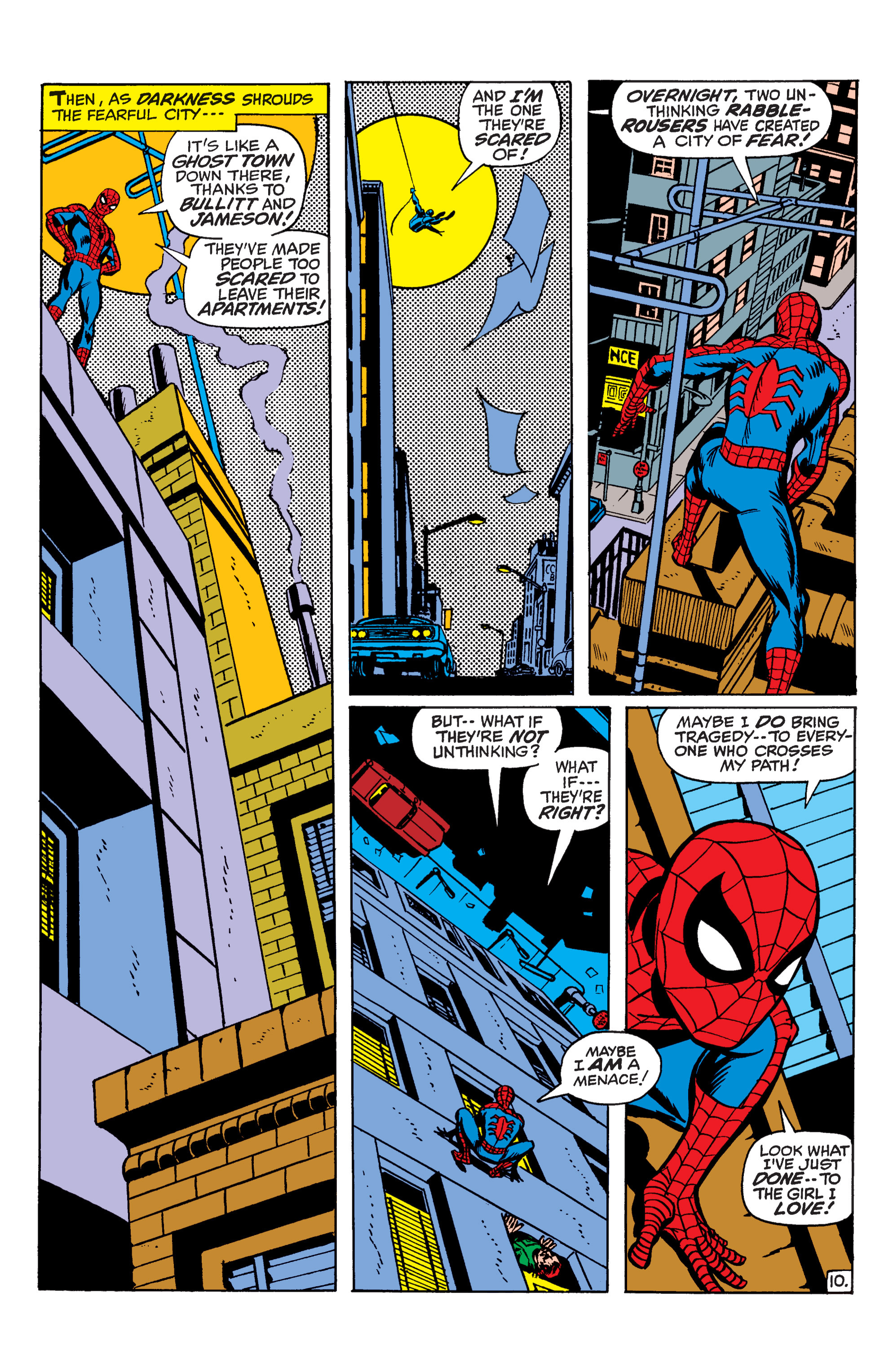 The Amazing Spider-Man (1963) 91 Page 10