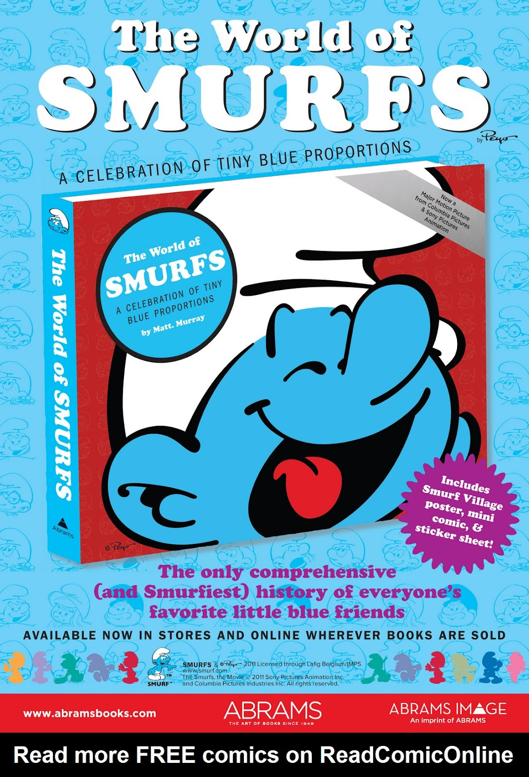 Read online The Smurfs comic -  Issue #11 - 52