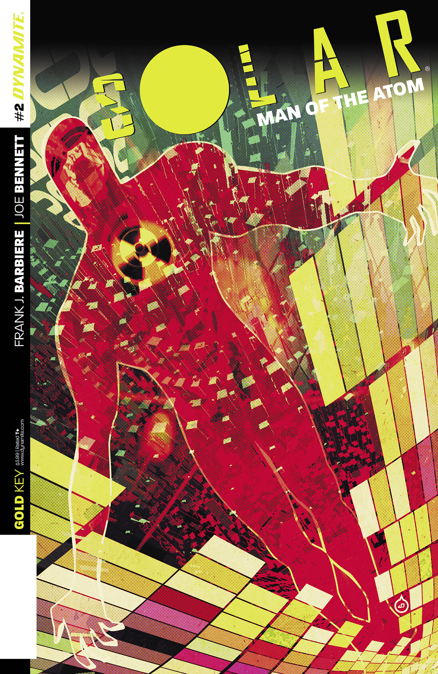 Read online Solar: Man of the Atom (2014) comic -  Issue #2 - 1
