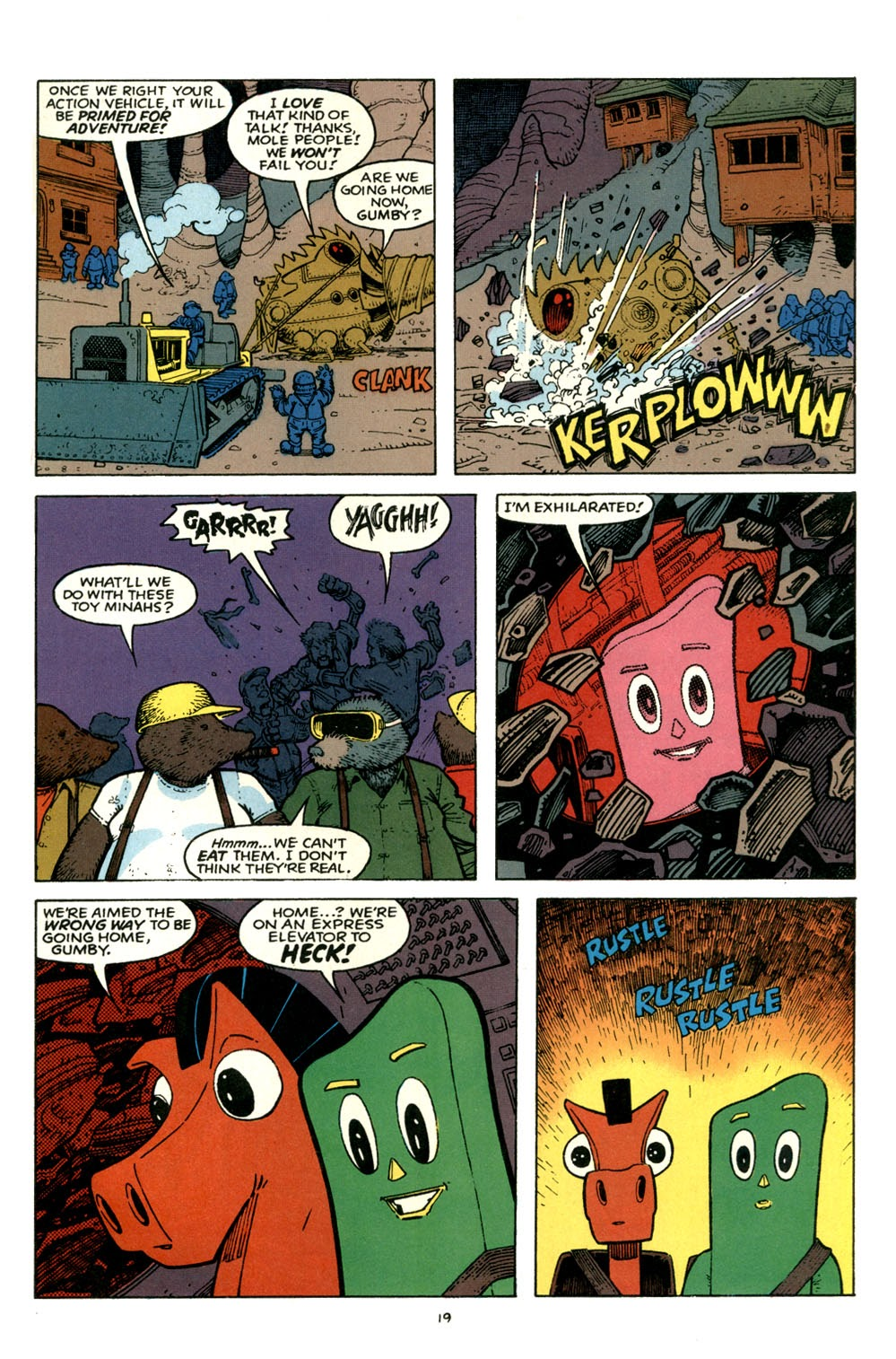 Gumby's Winter Fun Special issue Full - Page 20