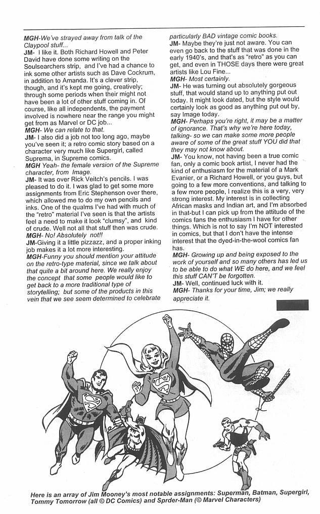 Read online Men of Mystery Comics comic -  Issue #29 - 30