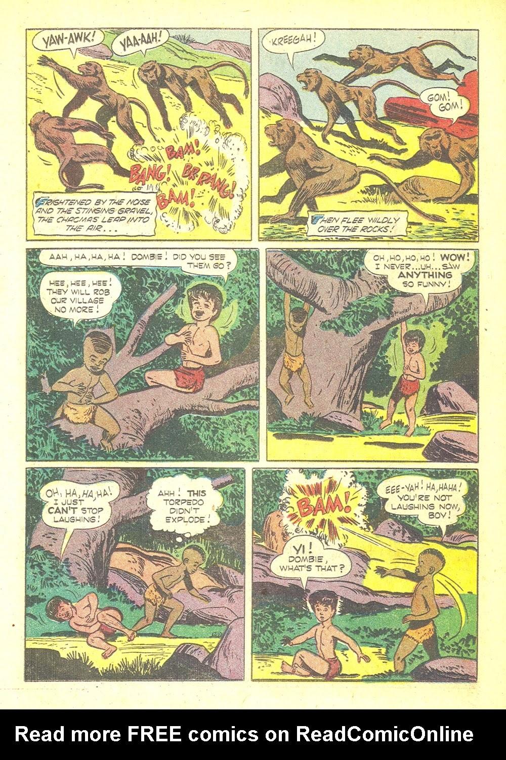 Tarzan (1948) issue 57 - Page 26