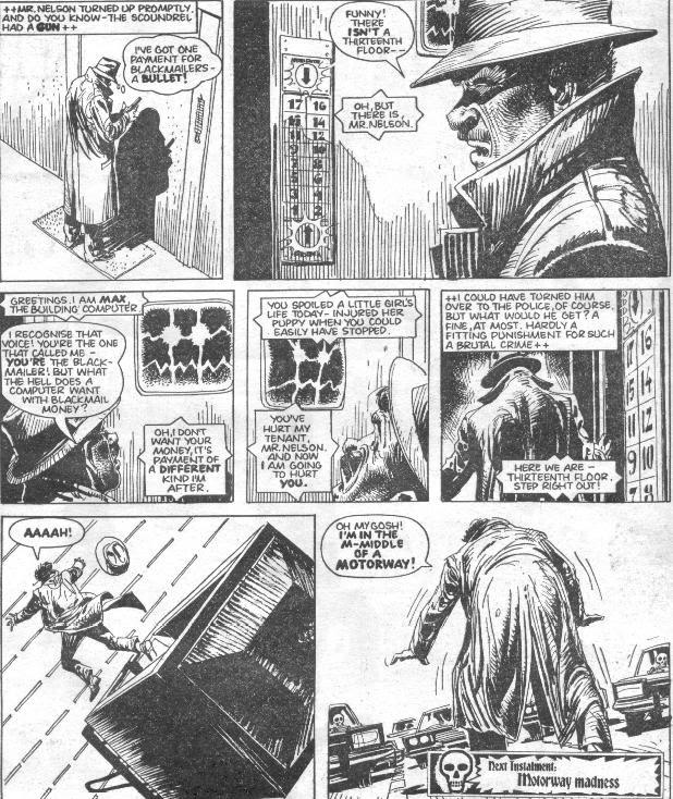 Read online The Thirteenth Floor (2007) comic -  Issue # Full - 32
