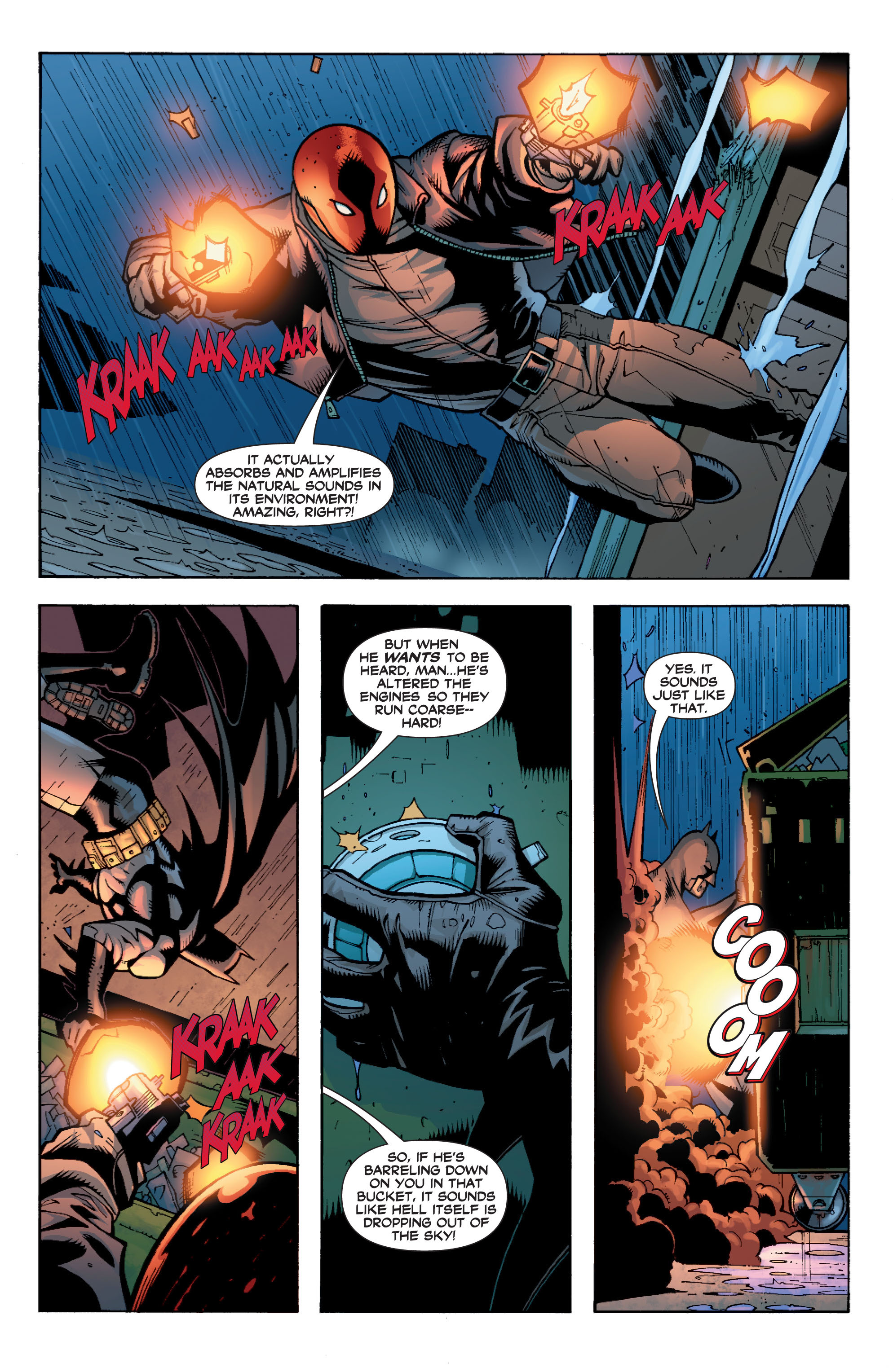 Read online Batman: Under The Red Hood comic -  Issue # Full - 159