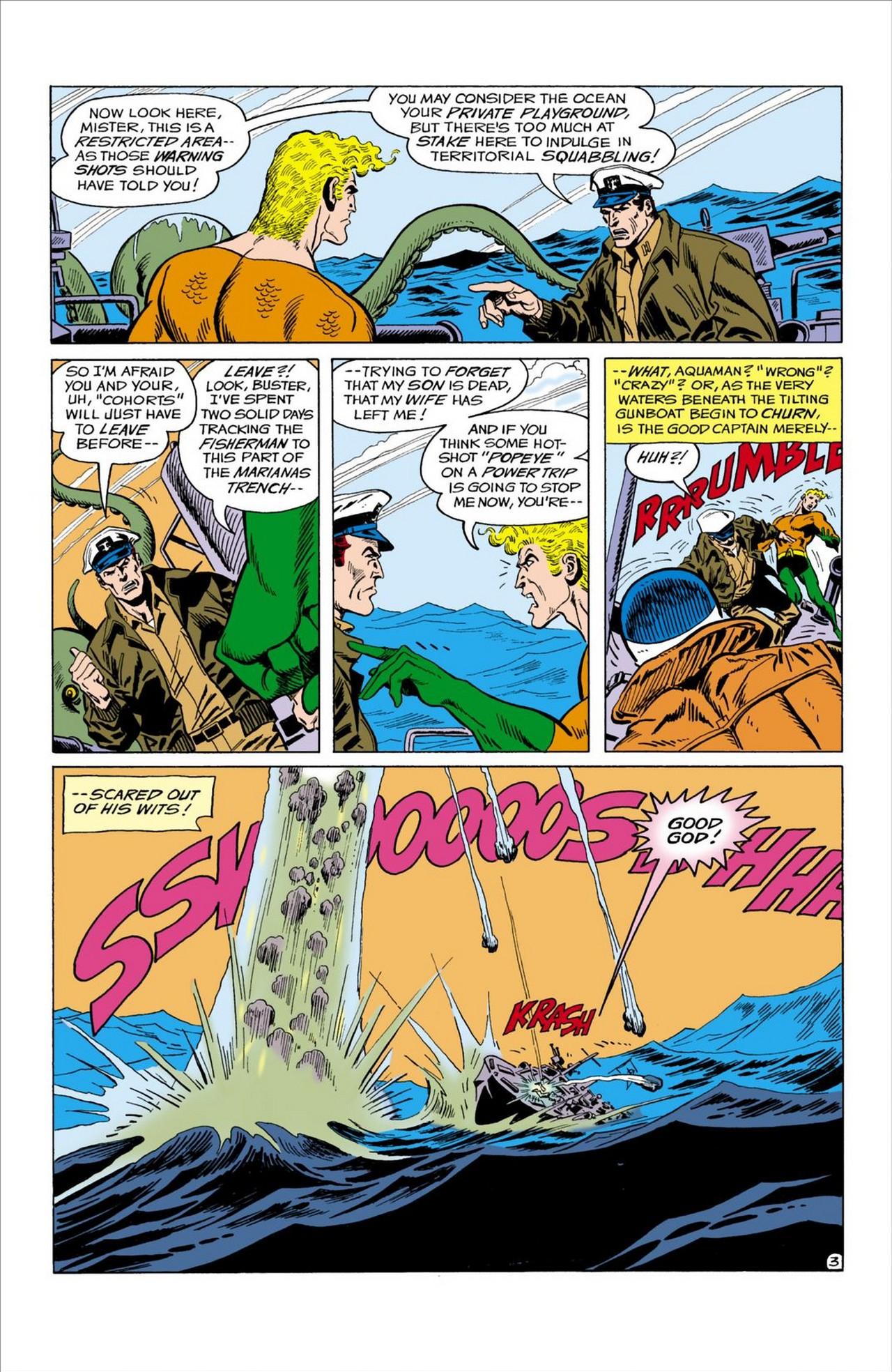 Read online Aquaman (1962) comic -  Issue #59 - 4