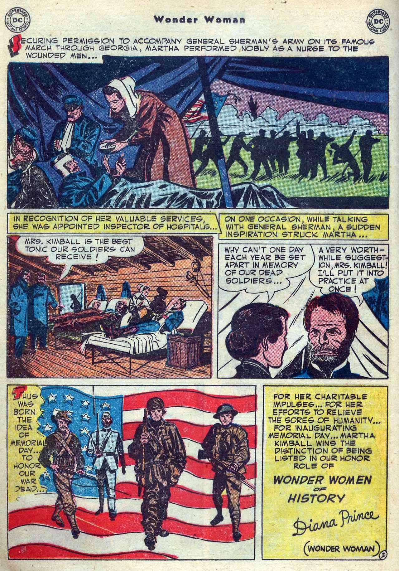 Read online Wonder Woman (1942) comic -  Issue #53 - 26