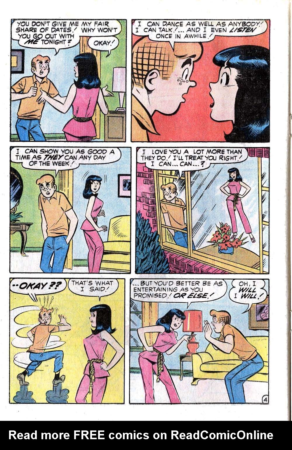 Read online Archie (1960) comic -  Issue #211 - 16