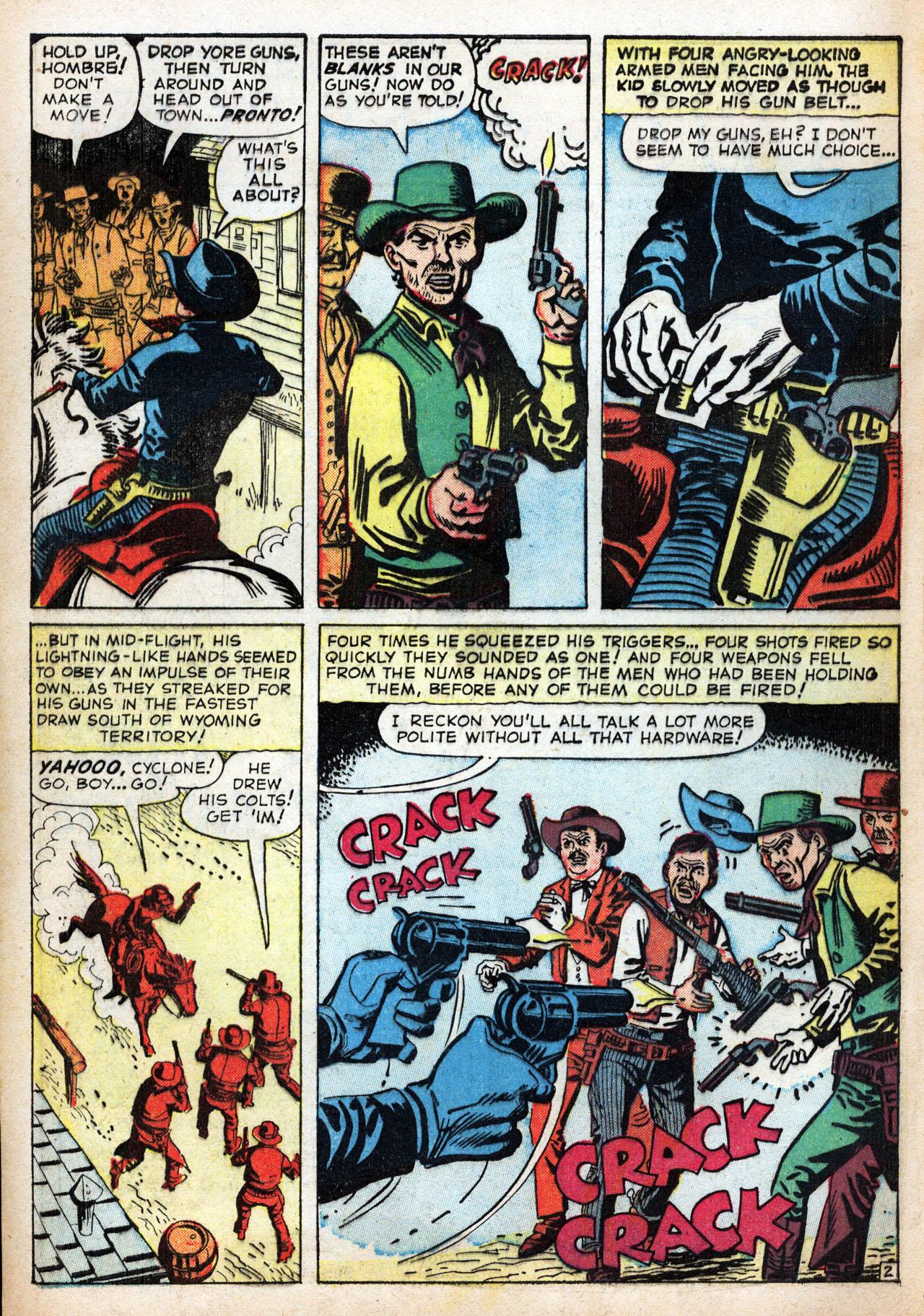 Read online Two-Gun Kid comic -  Issue #42 - 4