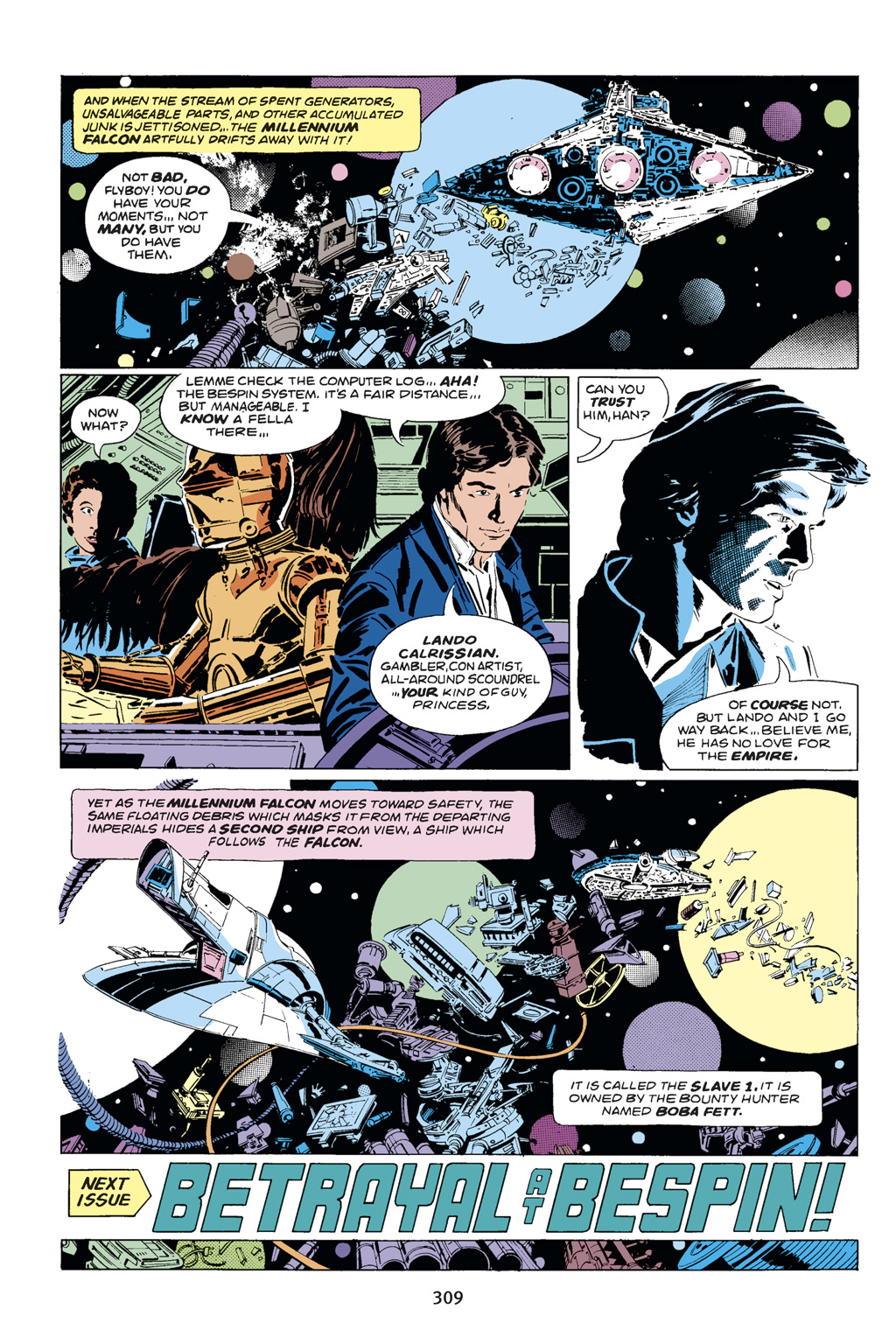Read online Star Wars Omnibus comic -  Issue # Vol. 14 - 307