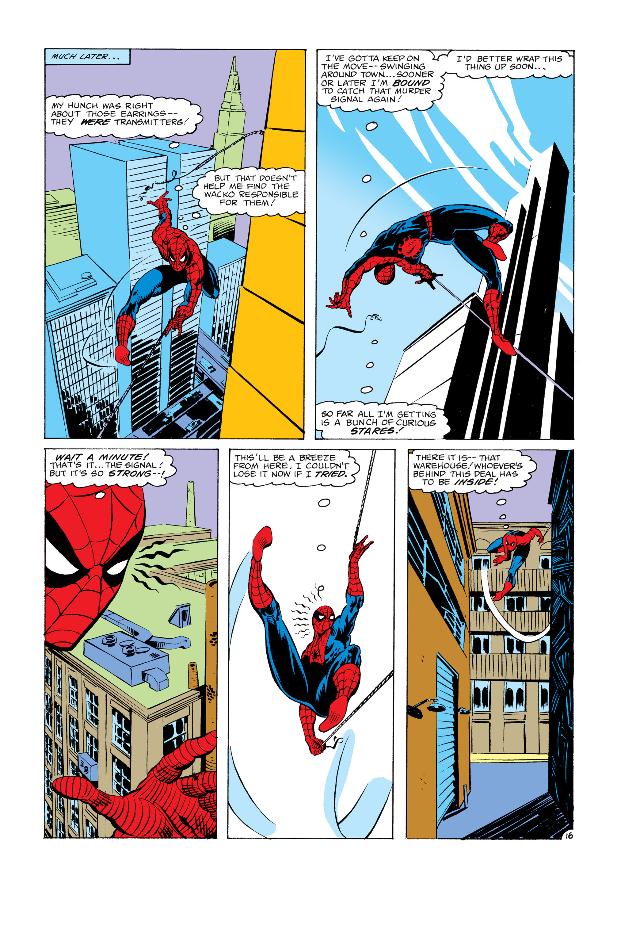 The Amazing Spider-Man (1963) 228 Page 16