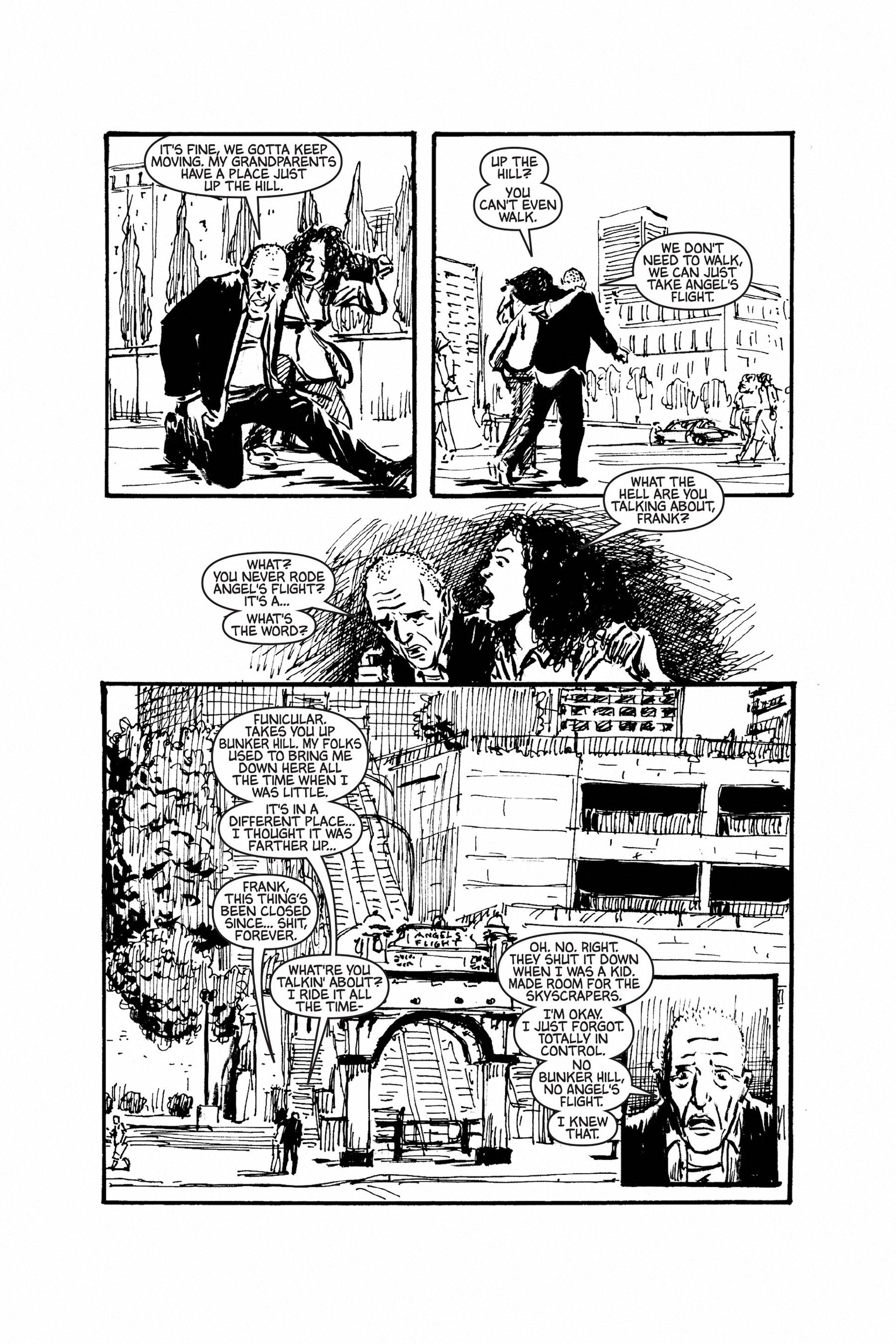 Read online Tumor comic -  Issue # TPB - 95