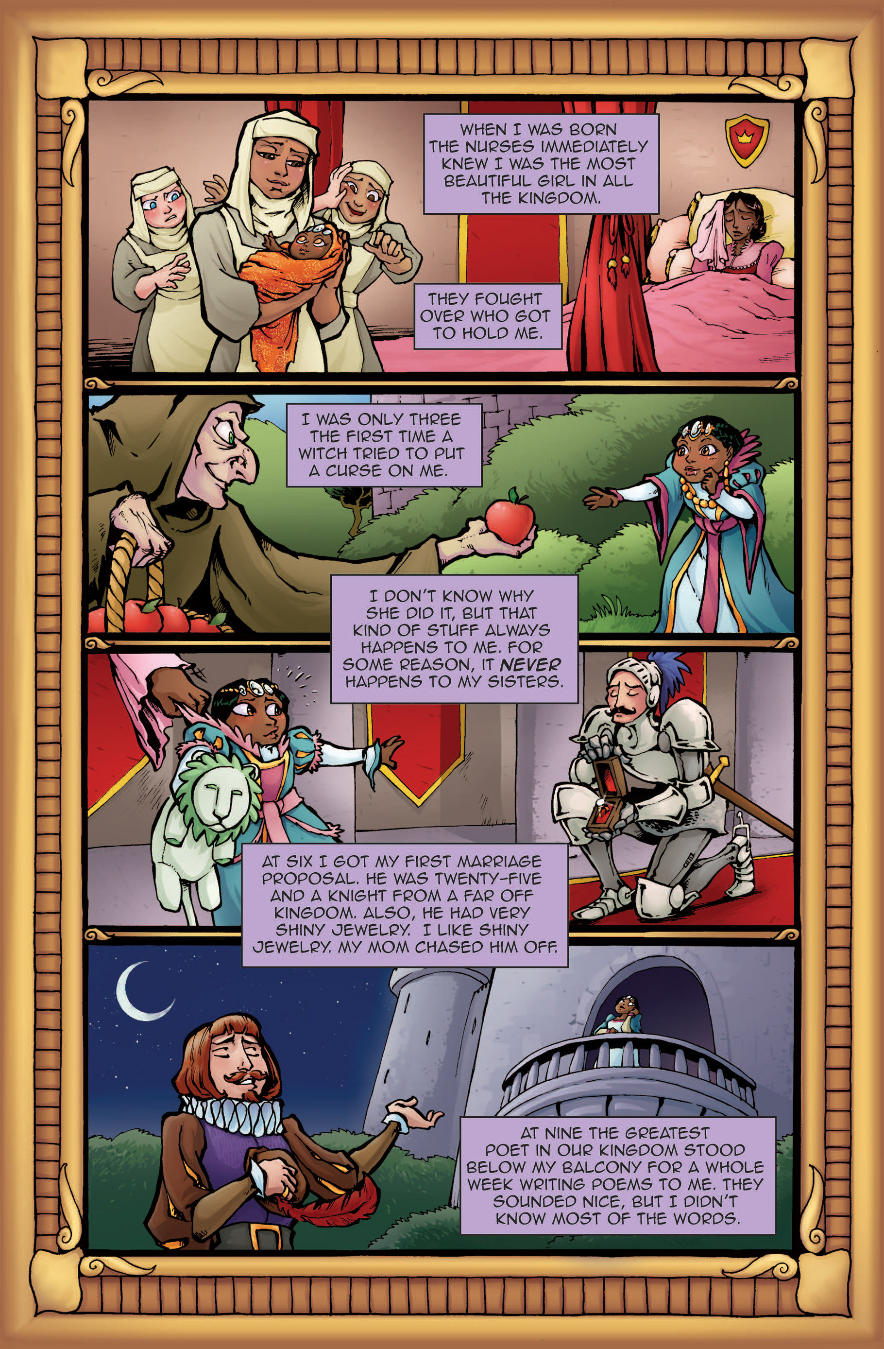 Princeless Vol 2 4 Page 2