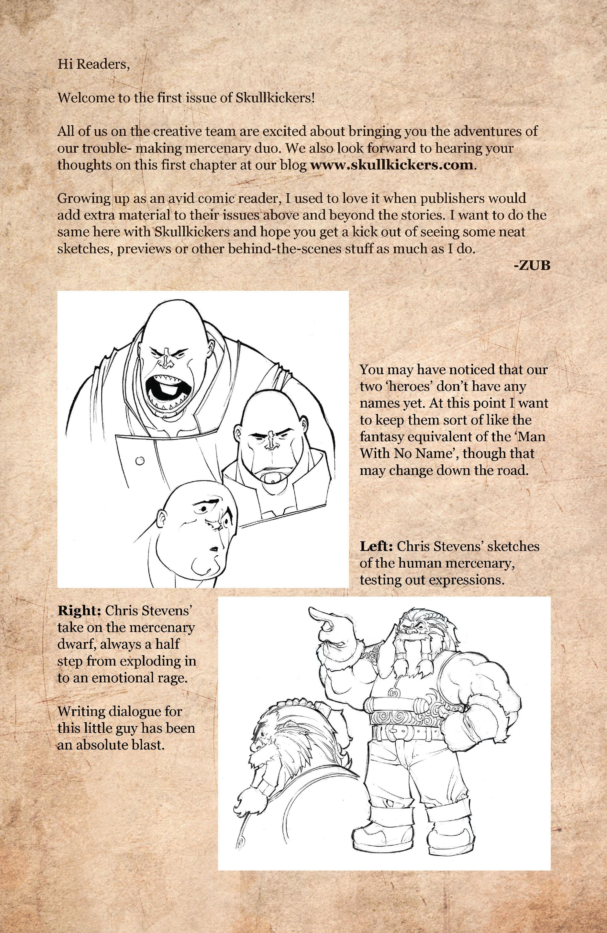 Read online Skullkickers comic -  Issue #1 - 25