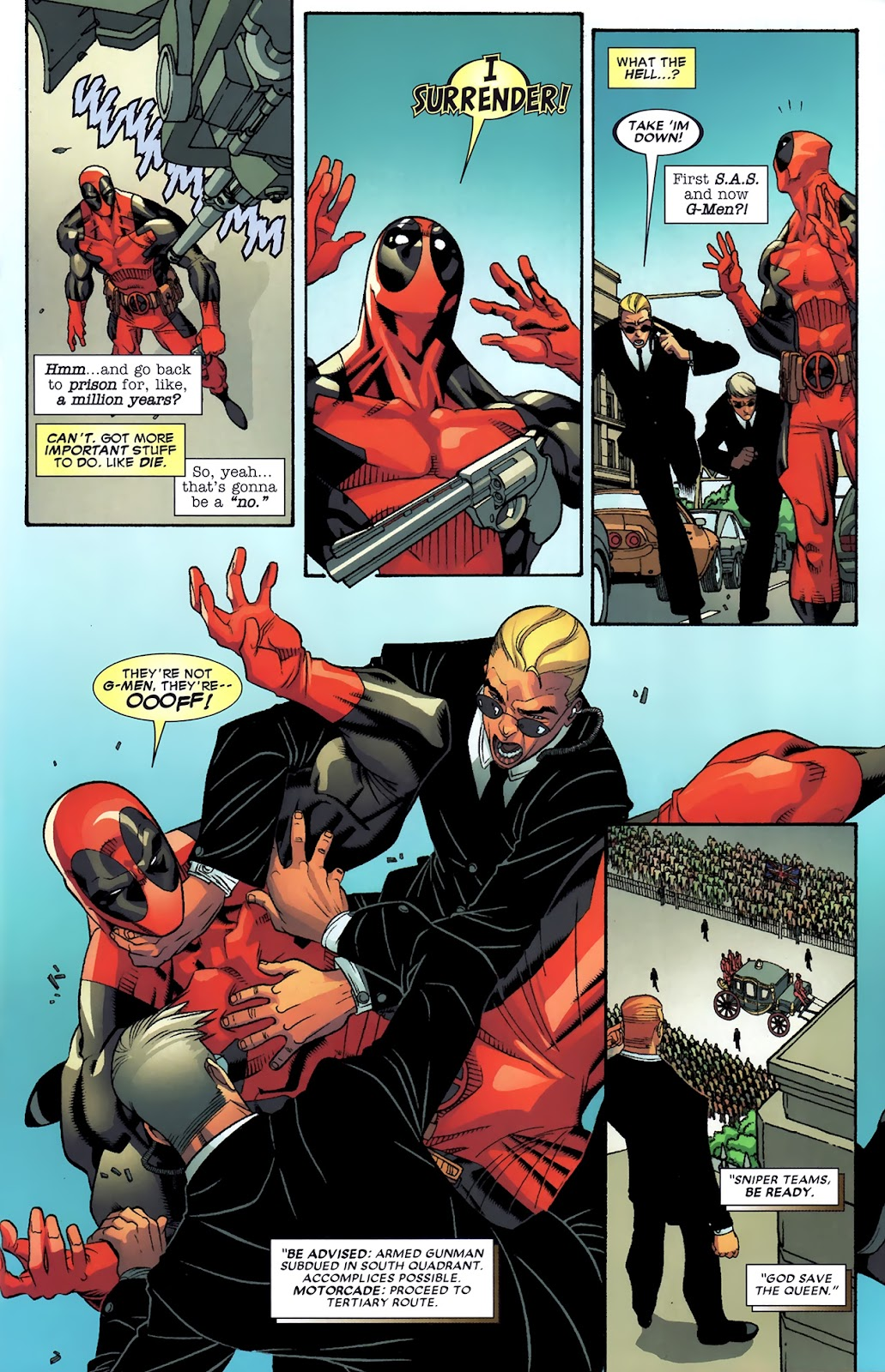 Read online Deadpool (2008) comic -  Issue #43 - 13