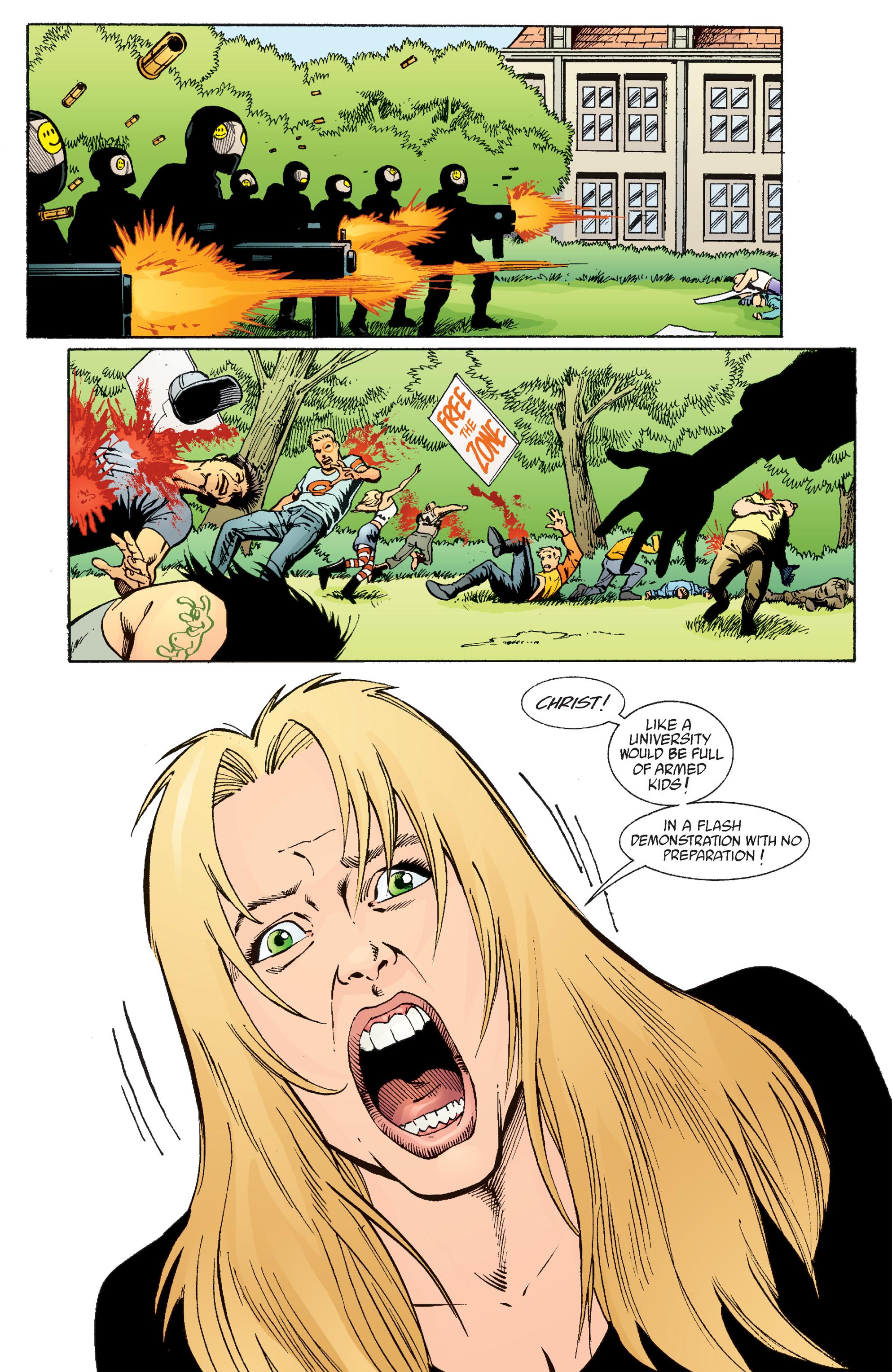 Read online Transmetropolitan comic -  Issue #57 - 6