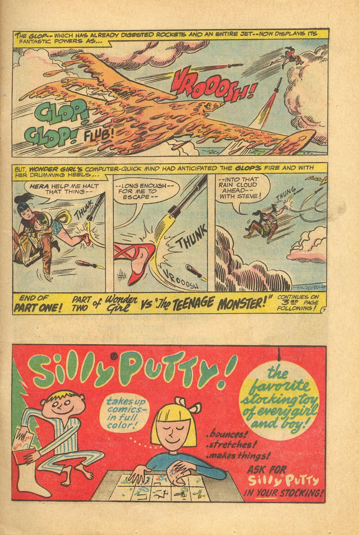 Read online Wonder Woman (1942) comic -  Issue #151 - 9