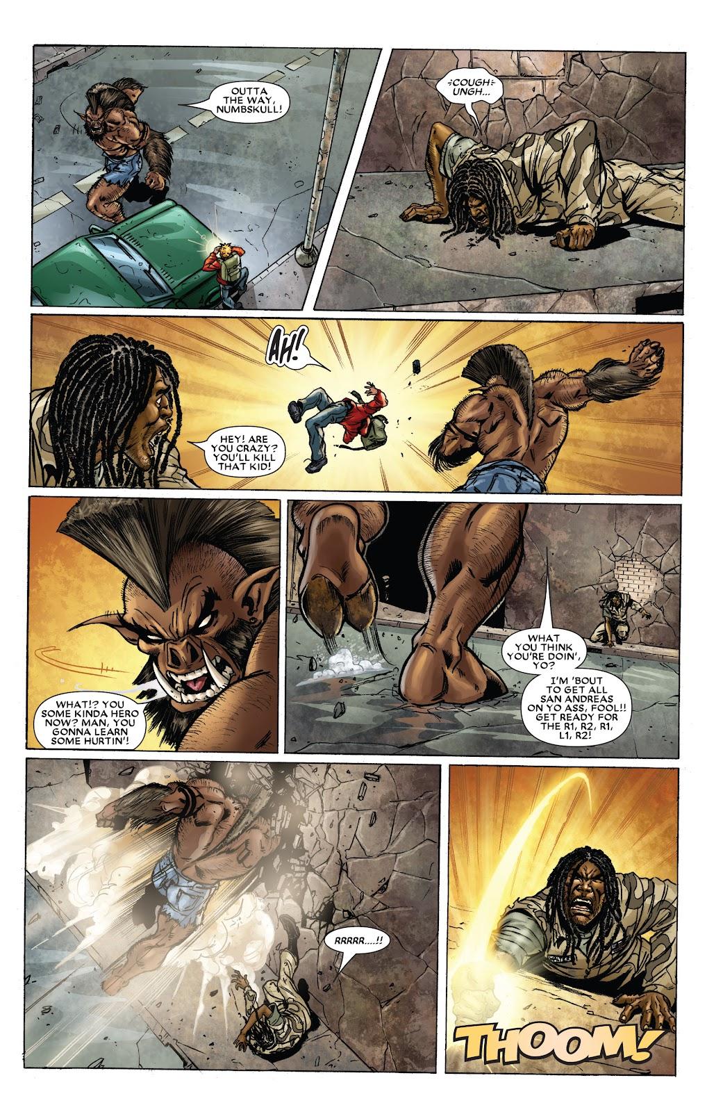 Read online Thor: Ragnaroks comic -  Issue # TPB (Part 4) - 73