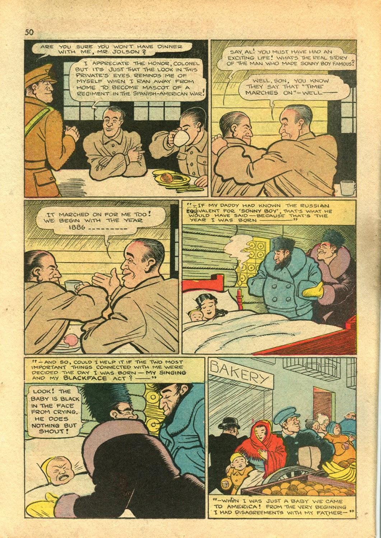 Read online Super-Magician Comics comic -  Issue #14 - 49