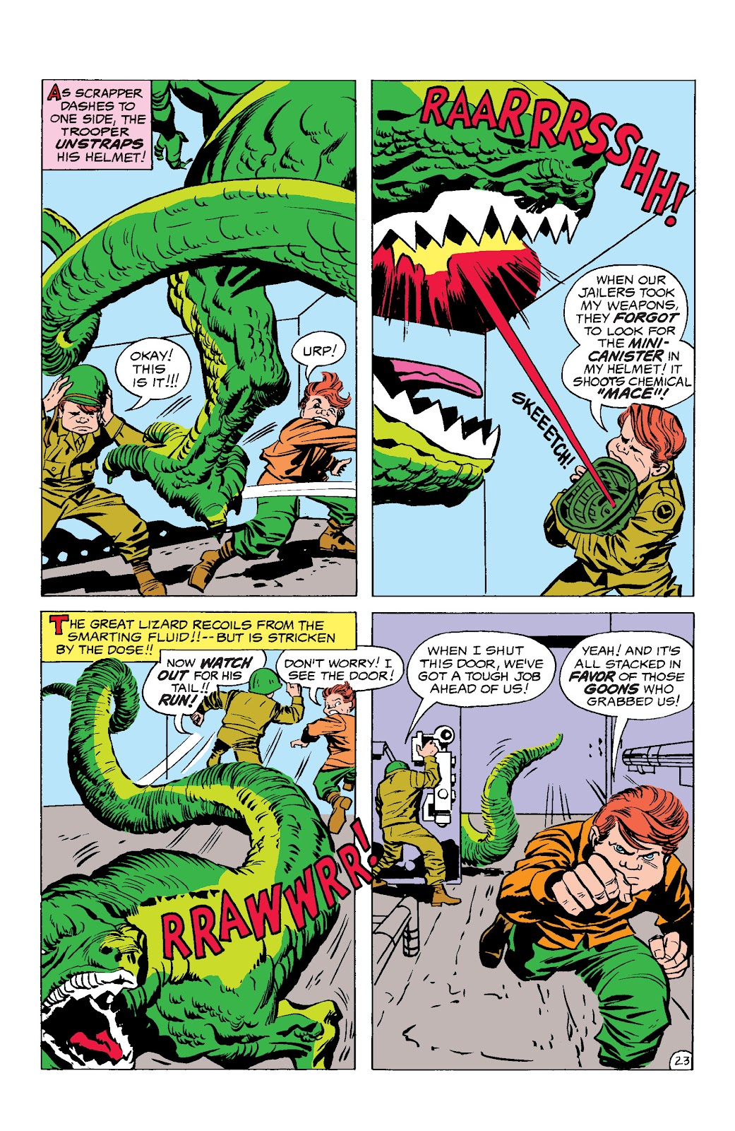 Read online Superman's Pal, Jimmy Olsen by Jack Kirby comic -  Issue # TPB (Part 3) - 85