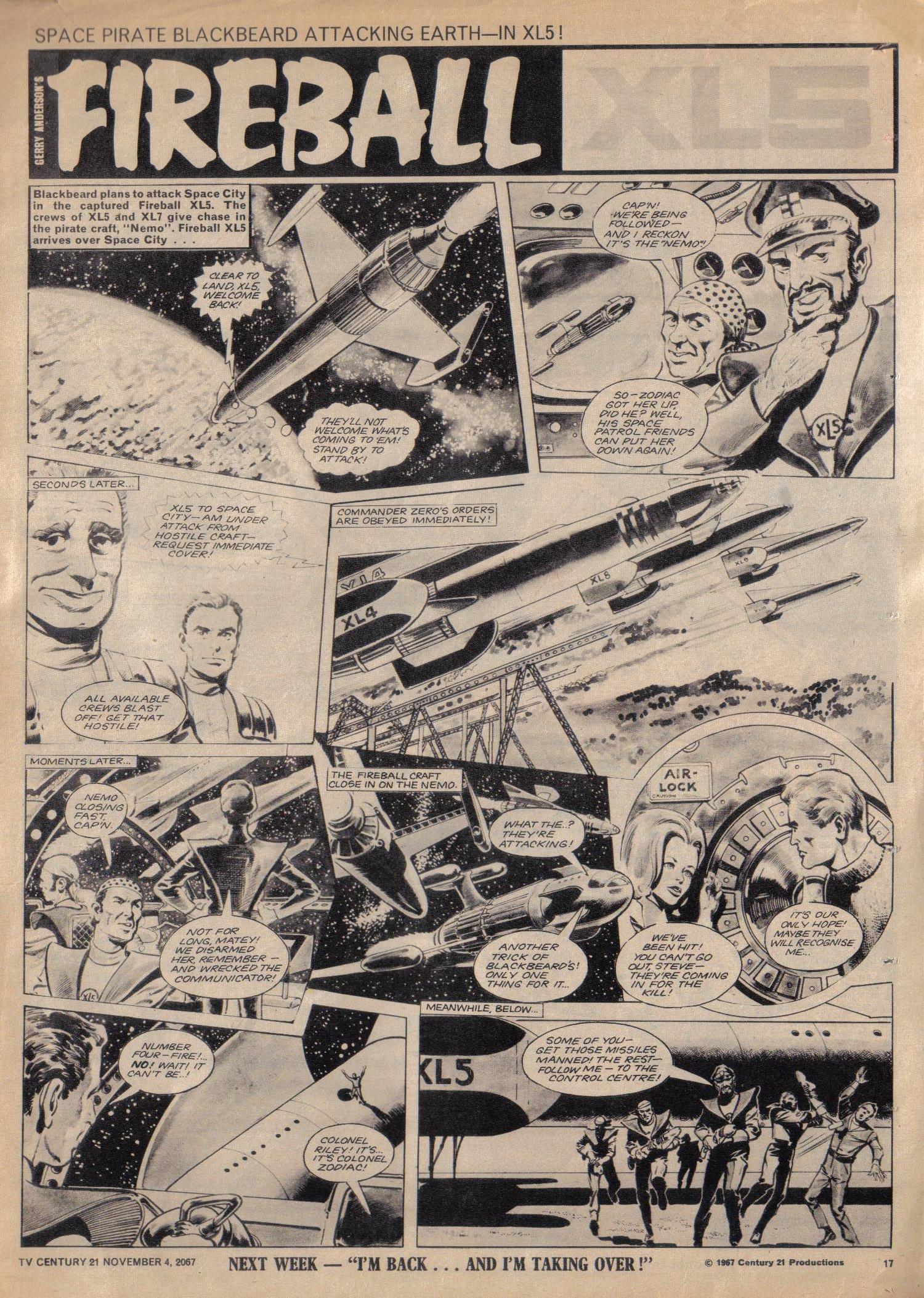 Read online TV Century 21 (TV 21) comic -  Issue #146 - 16