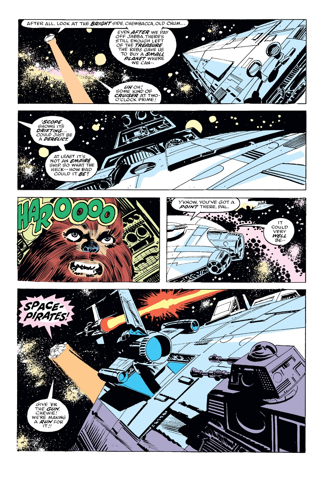 Read online Star Wars Legends: The Original Marvel Years - Epic Collection comic -  Issue # TPB 1 (Part 2) - 20