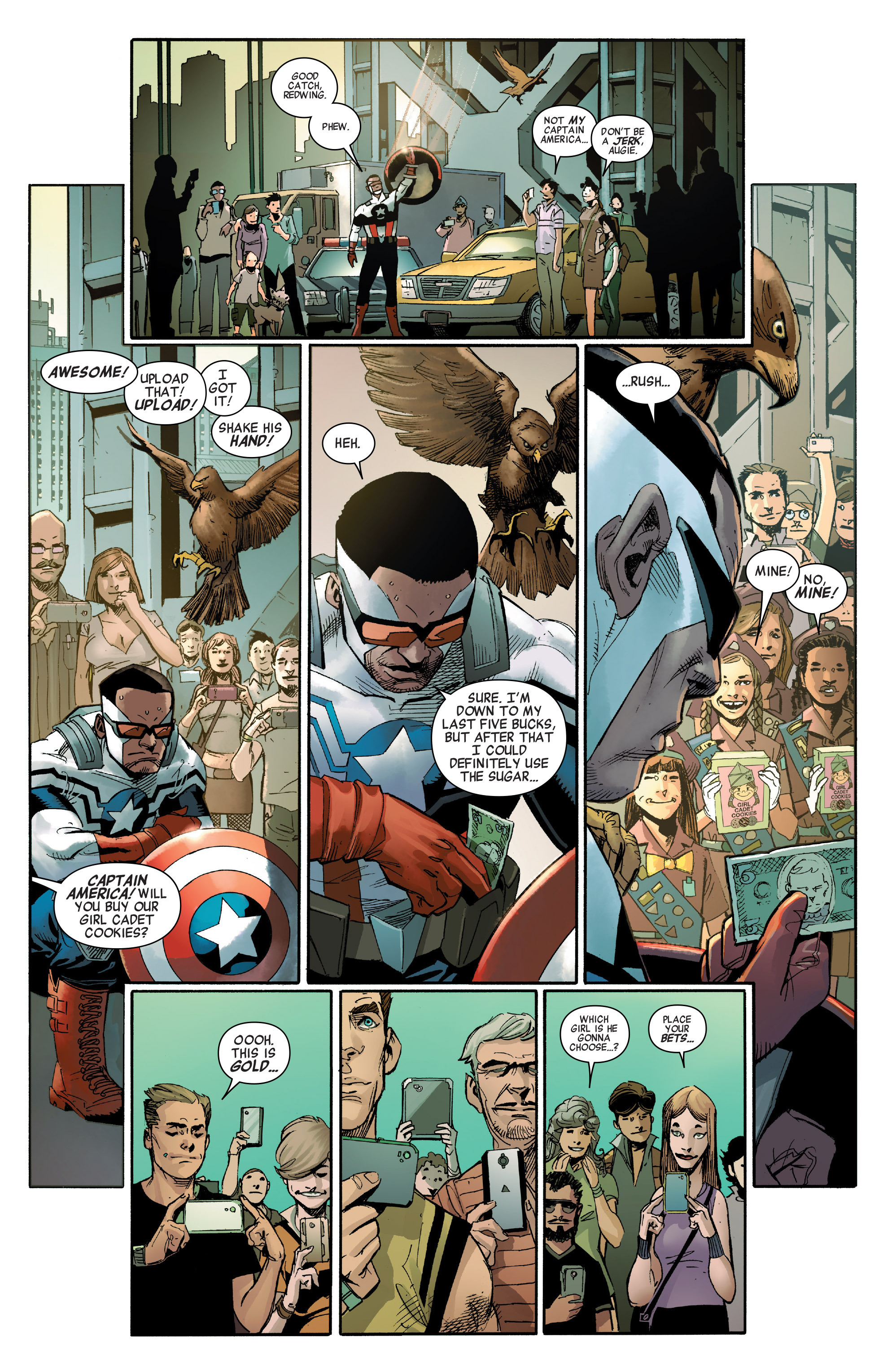 Read online All-New, All-Different Avengers comic -  Issue #1 - 6