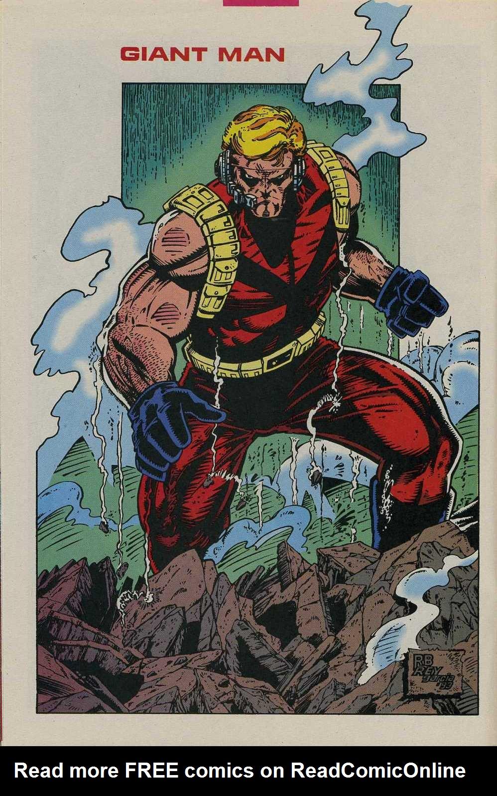 Read online Avengers Strike File comic -  Issue # Full - 19