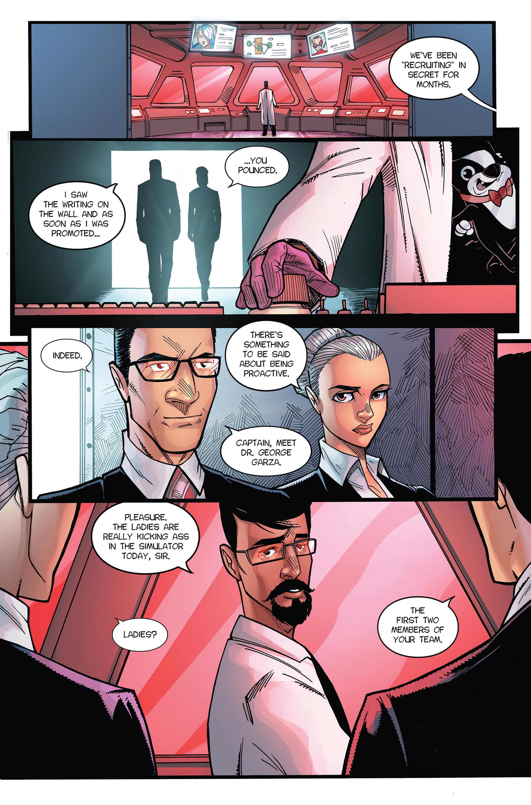 Read online Antiis Comics Presents, Vol. 1: Midknight comic -  Issue #Antiis Comics Presents, Vol. 1: Midknight Full - 29
